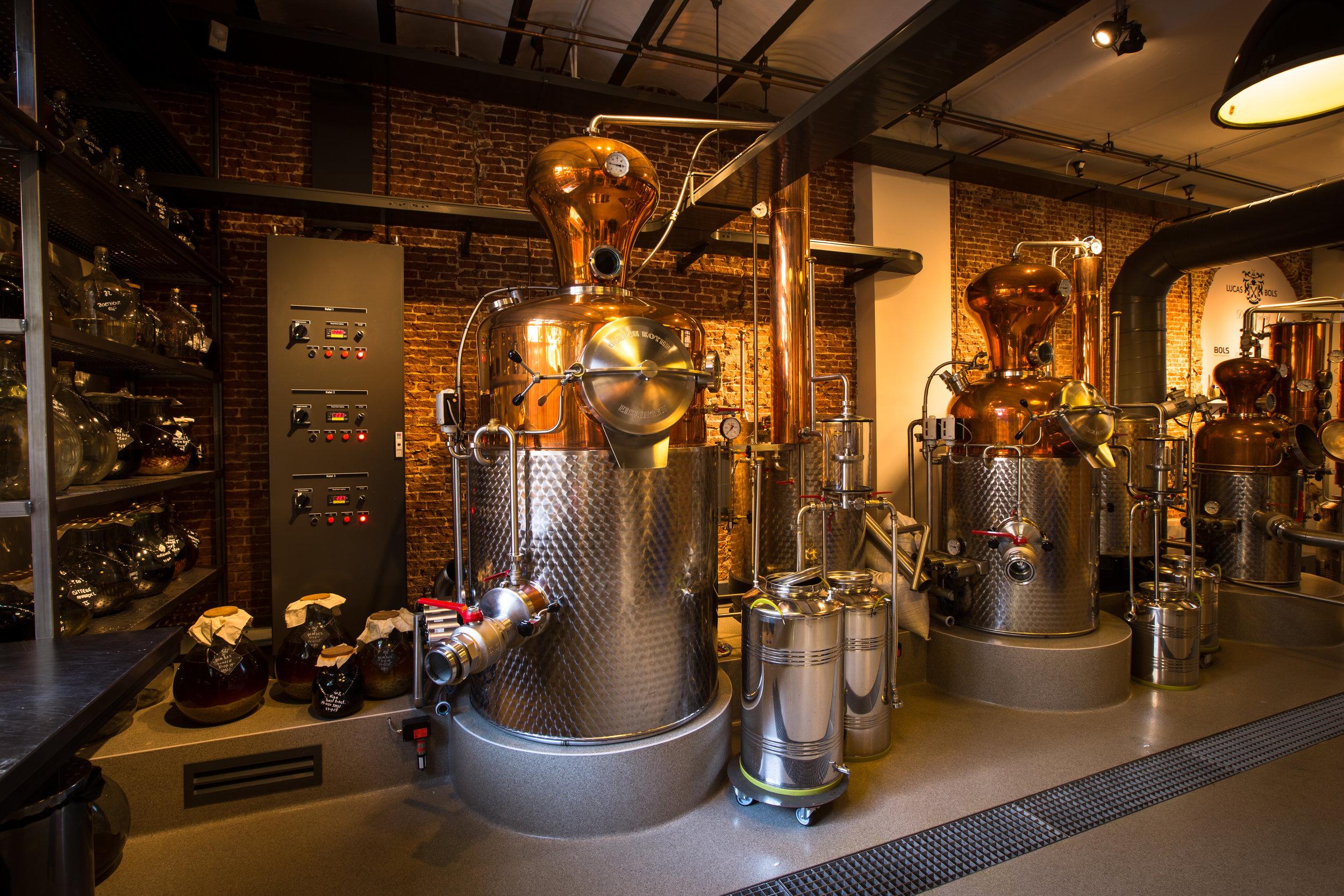 Bols Distillery