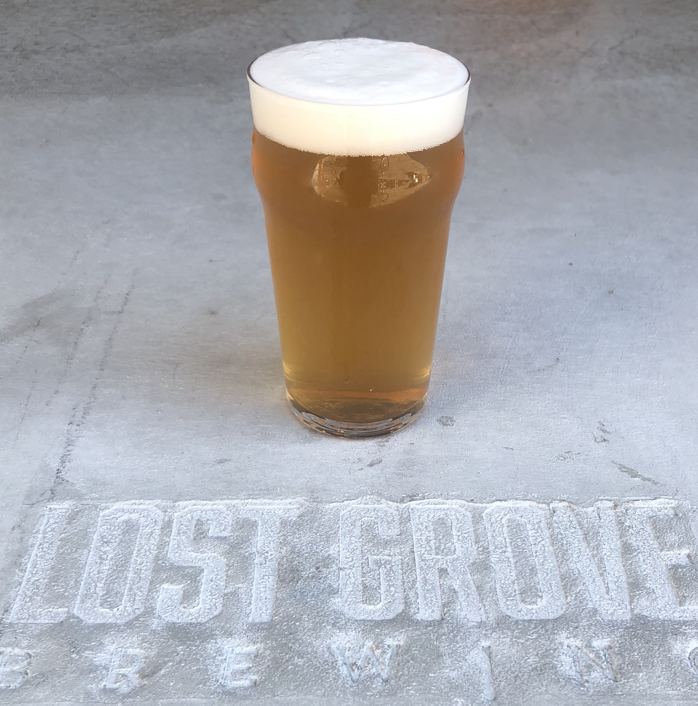 City Raw by Lost Grove Brewing, courtesy Lost Grove