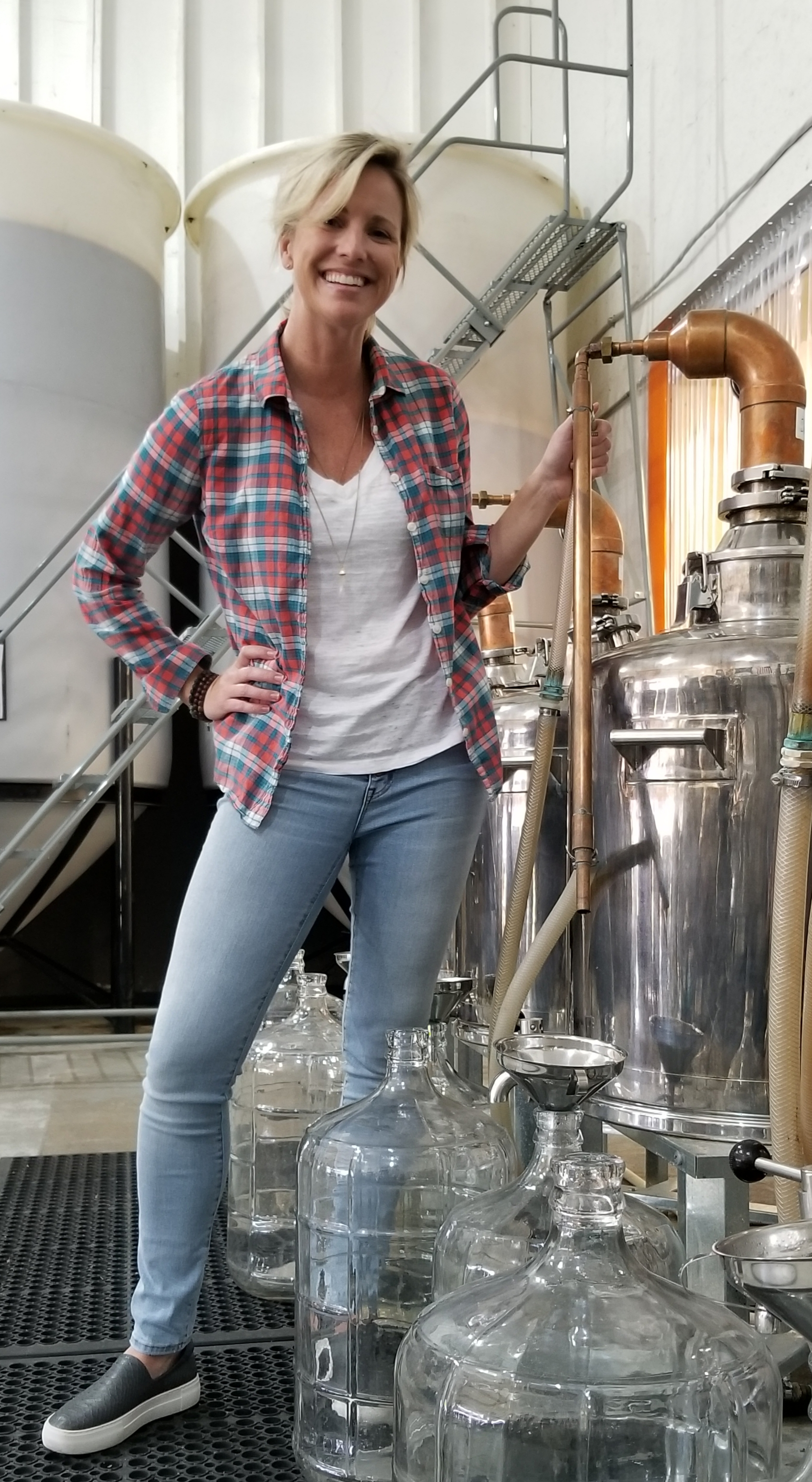 Jamie Windon, CEO and co-founder of Lyon Distilling