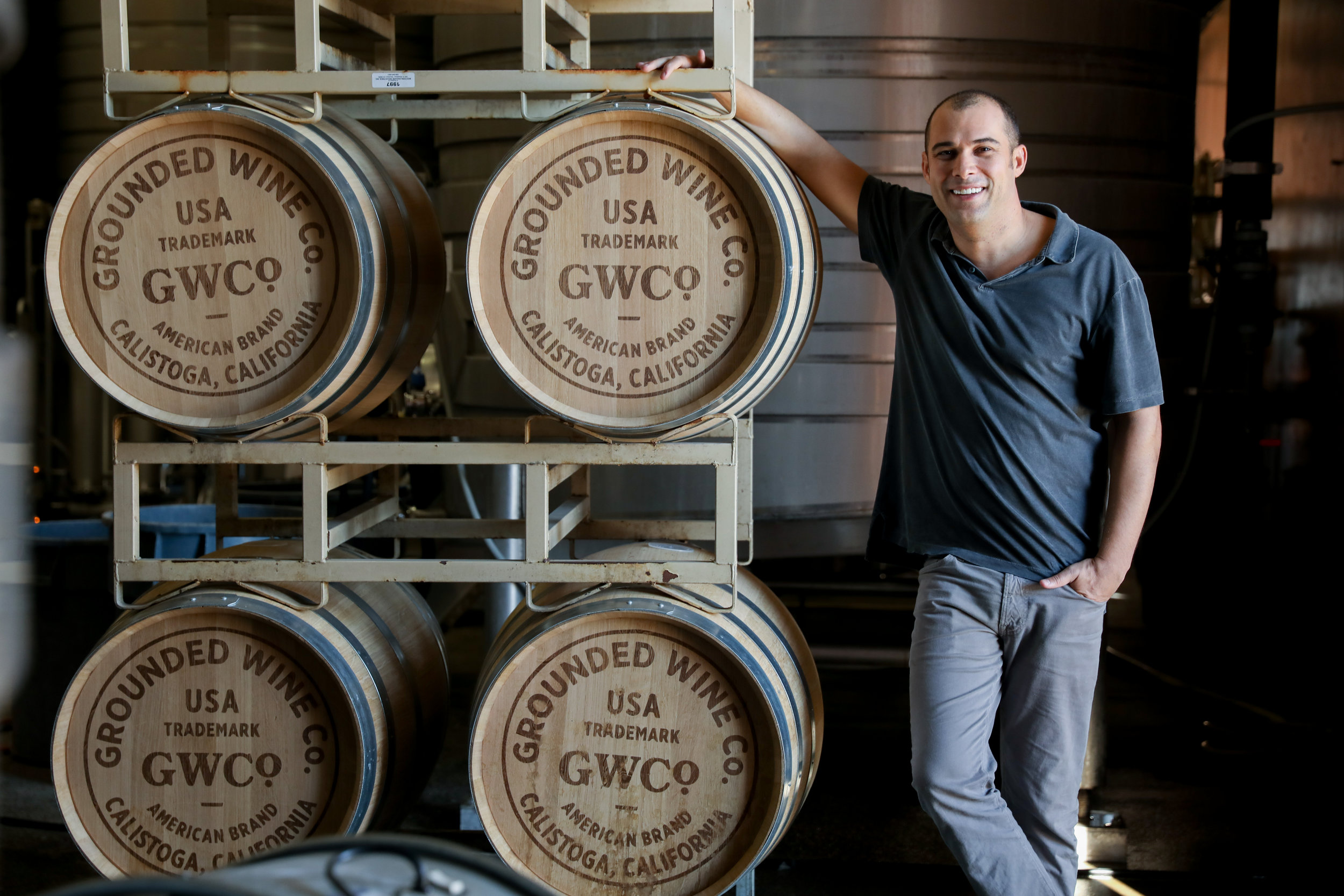 Josh Phelps, courtesy Grounded Wine Company