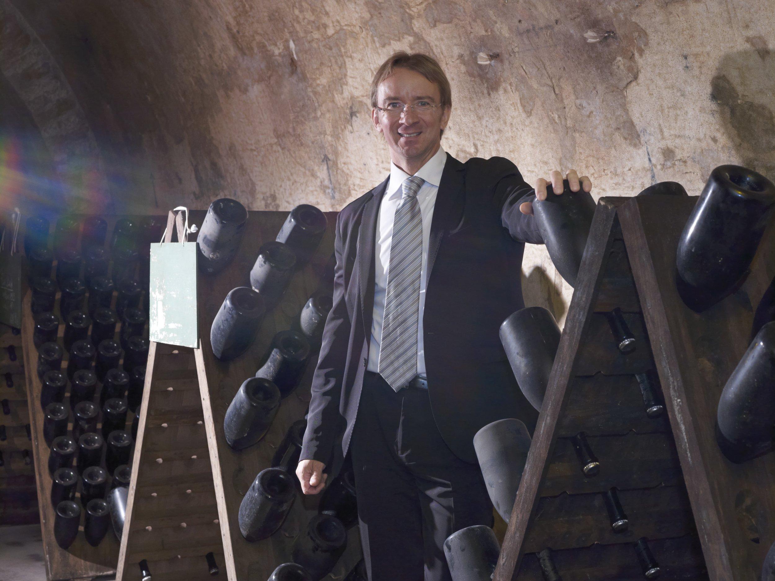 Laurent Fresnet, courtesy Champagne Henriot