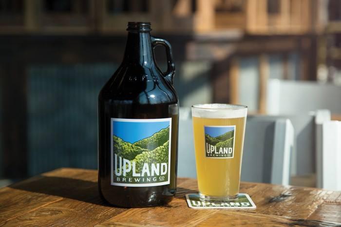 courtesy Upland Brewing