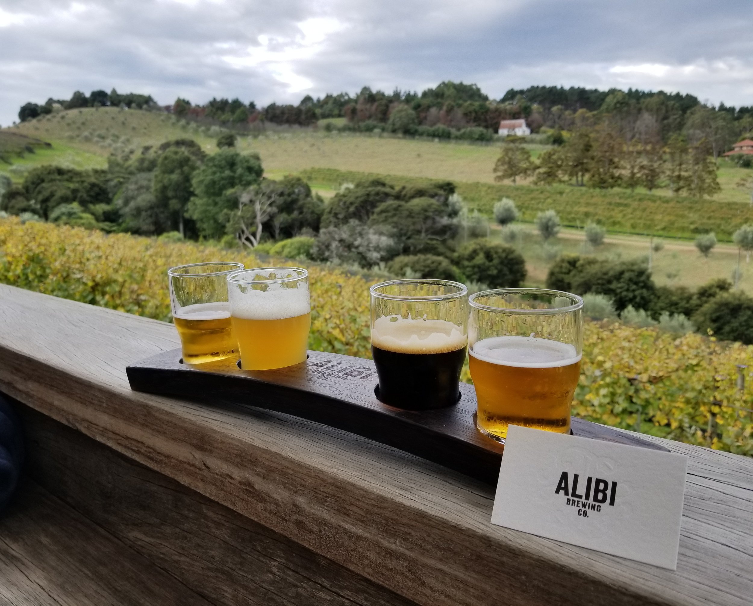 Alibi Brewing Co.