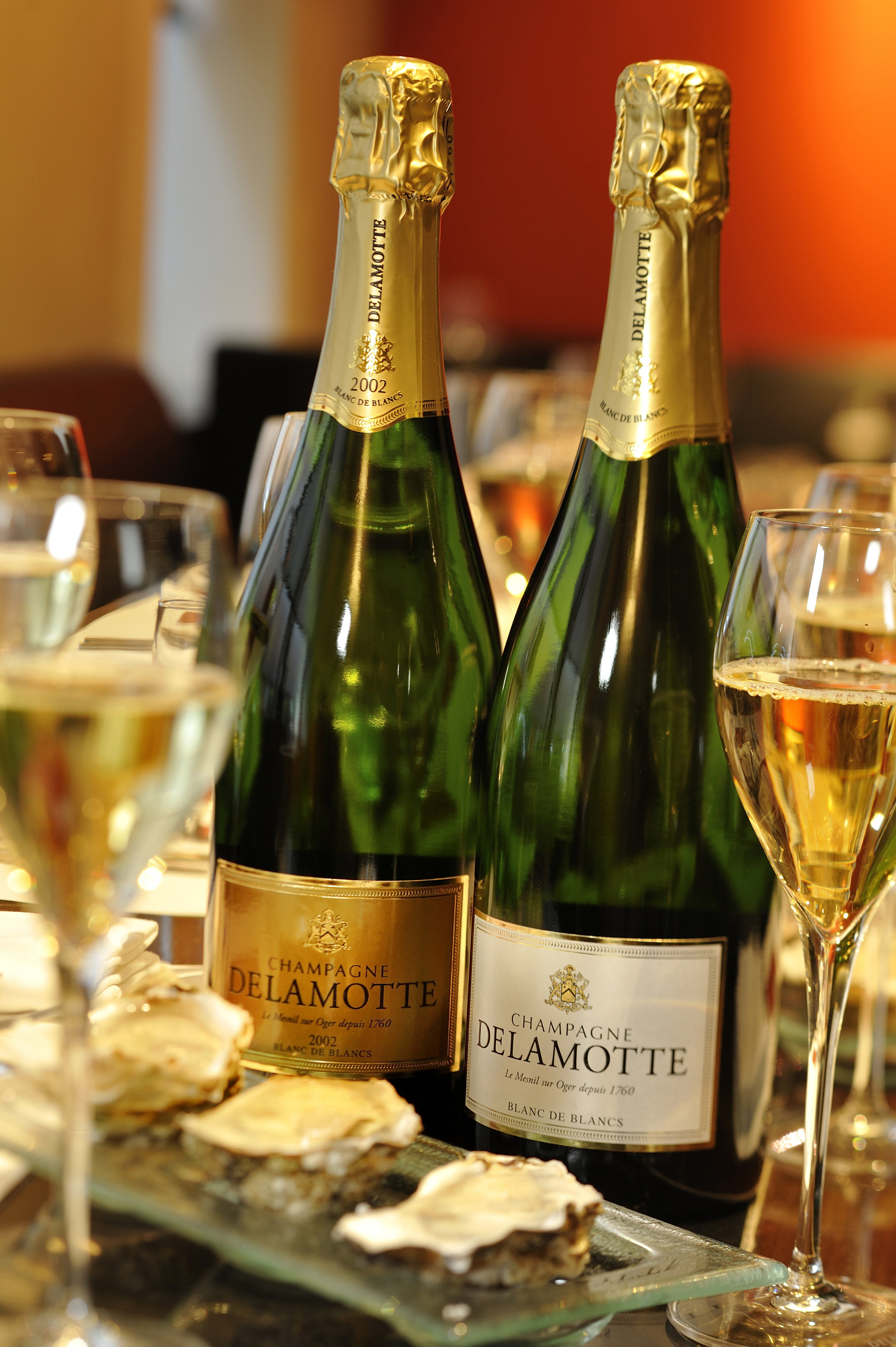 courtesy Champagne Delamotte