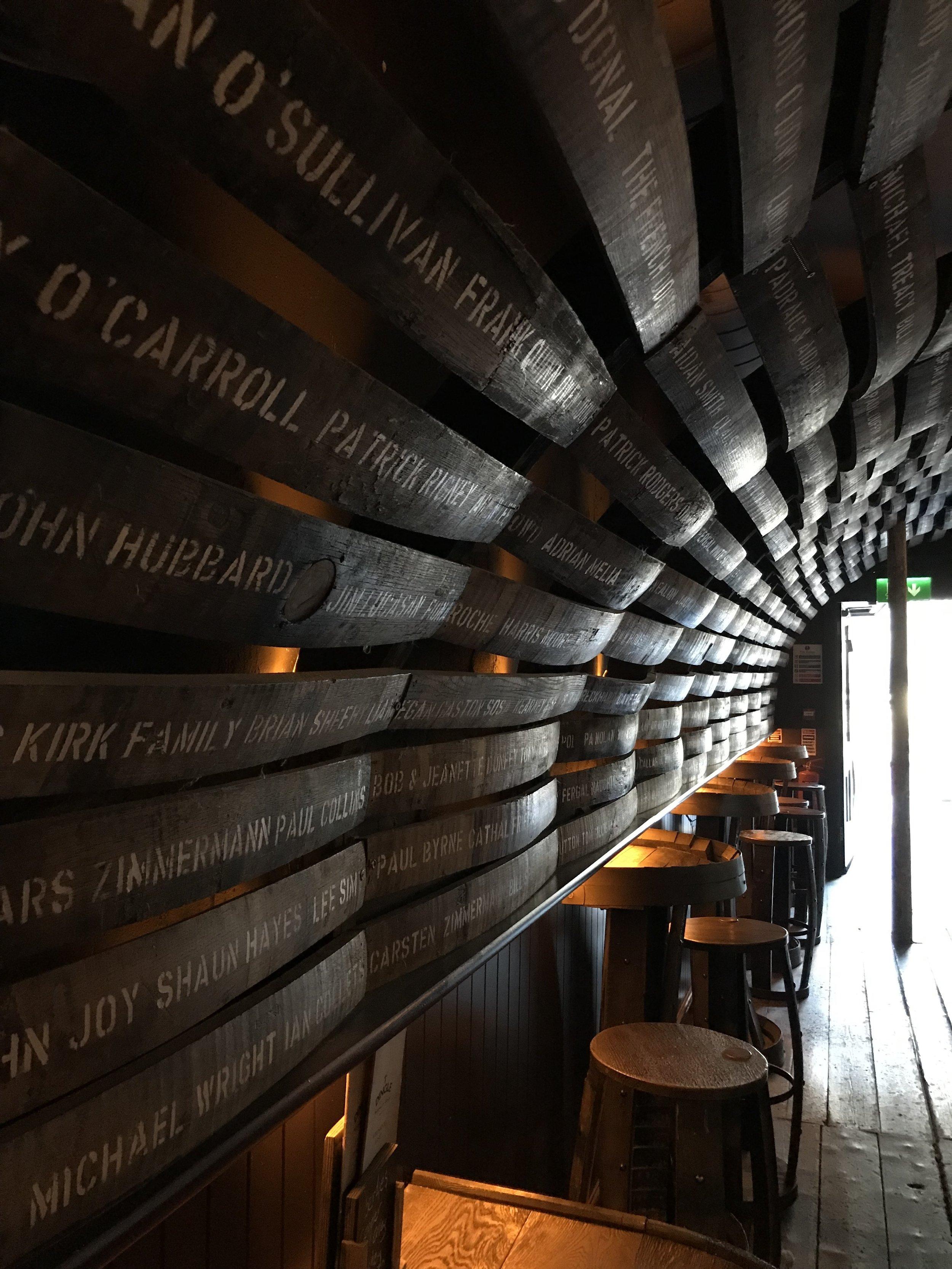 Dingle Whiskey Bar