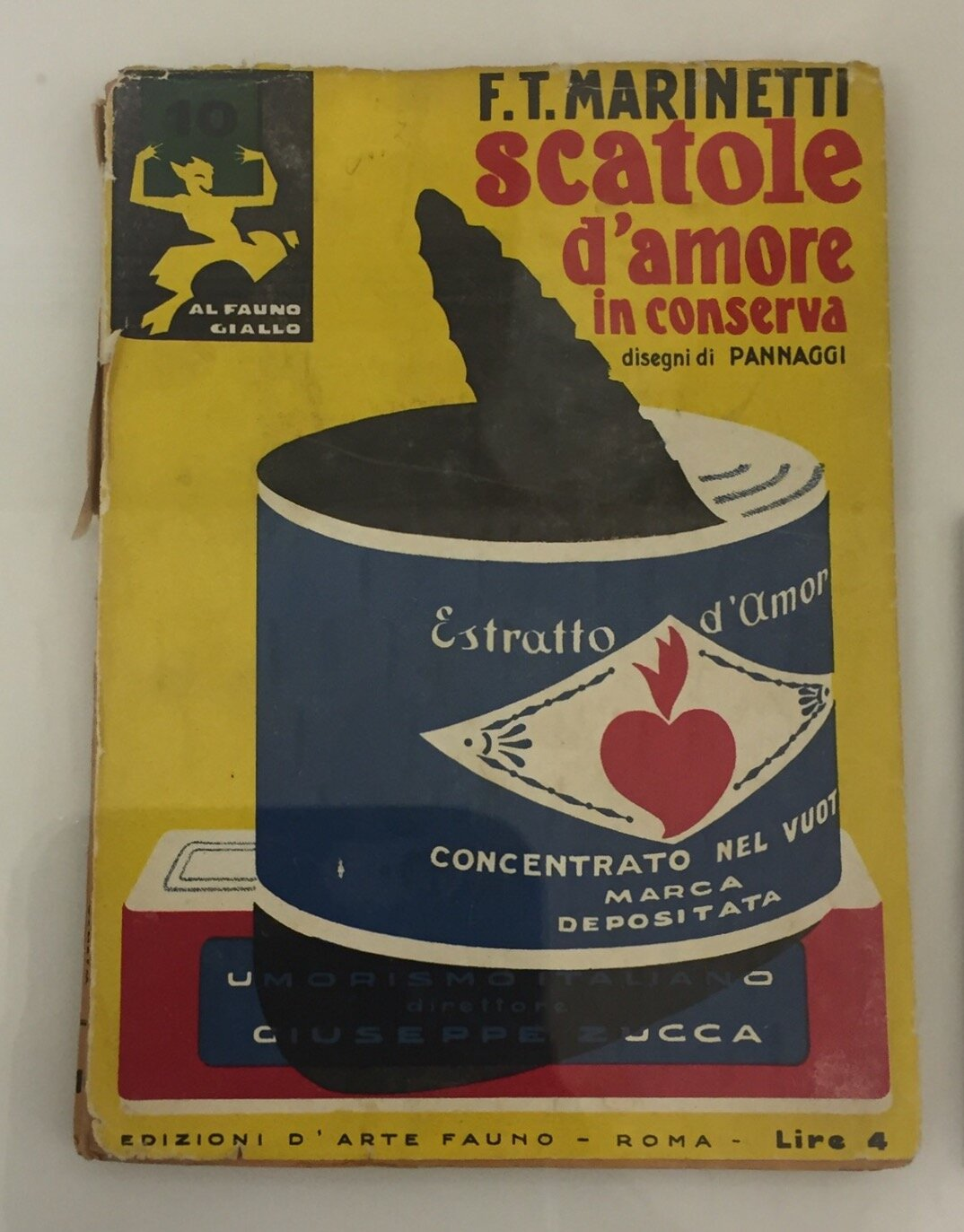 Love In A Can And Other Expressions Of Italian Style Imbibing