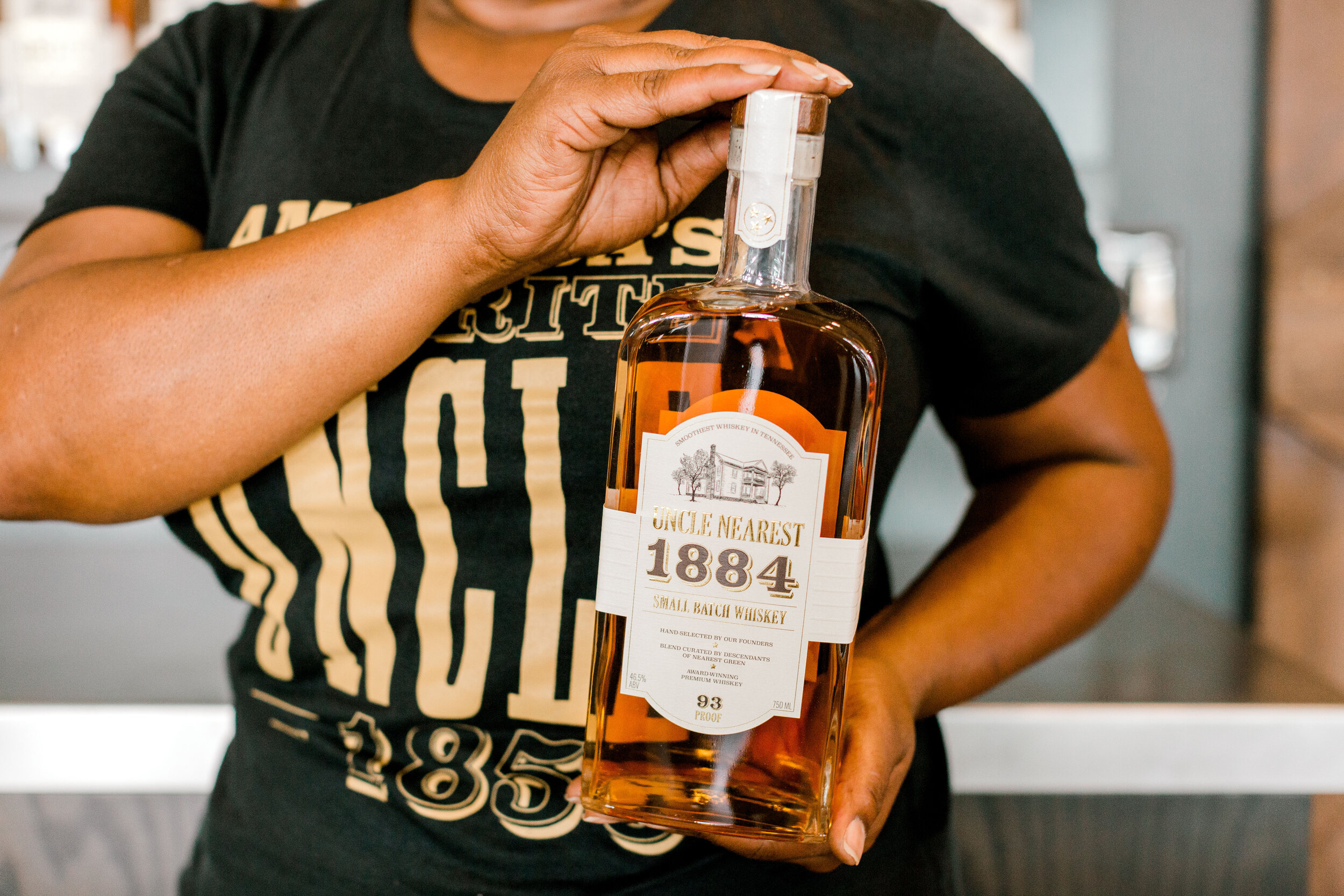 Inside the Uncle Nearest and Jack Daniels Partnership to Diversify the  Spirits Industry   Alcohol Professor