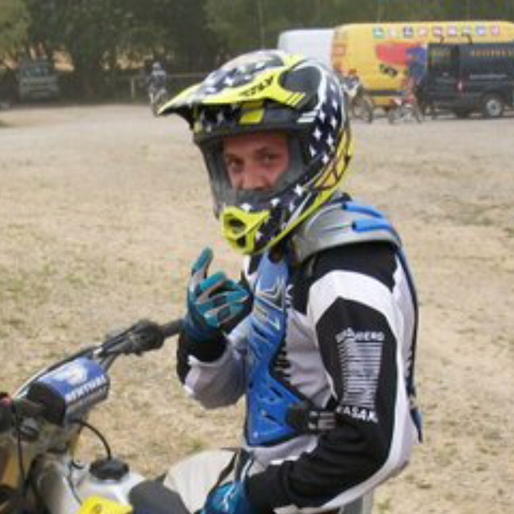 ALEXANDER SCHLAEFKE Motocross