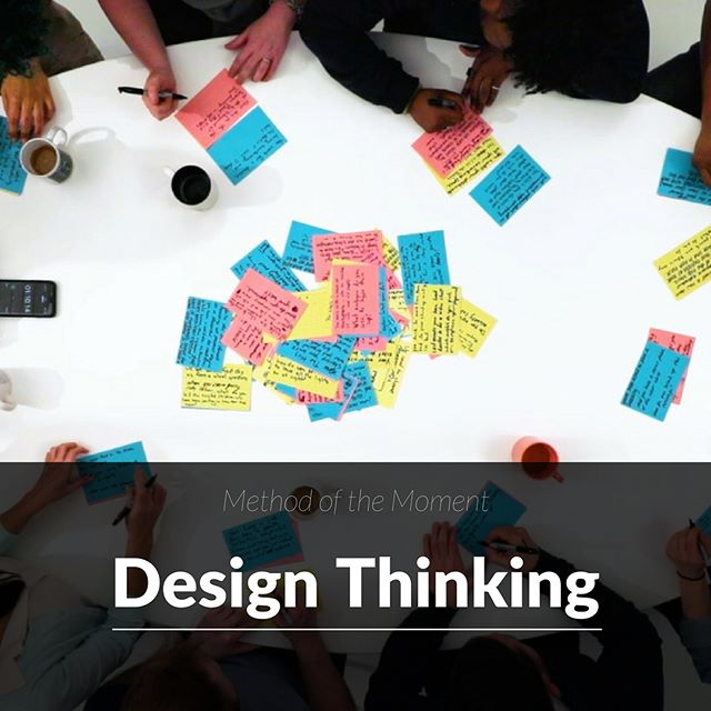 """Stuck on a problem? Let the #DesignThinking process guide you to new and innovative solutions. Used by companies all around the world, """"Design Thinking"""" is a human centered approach to problem solving. It also never fully ends — it's all about trying new things, iterating and trying again. Get to it! . . . . #withcocreate #designthinking #humancentered #innovation #companyculture #ideation #makegoodcompany #loveyourjob"""