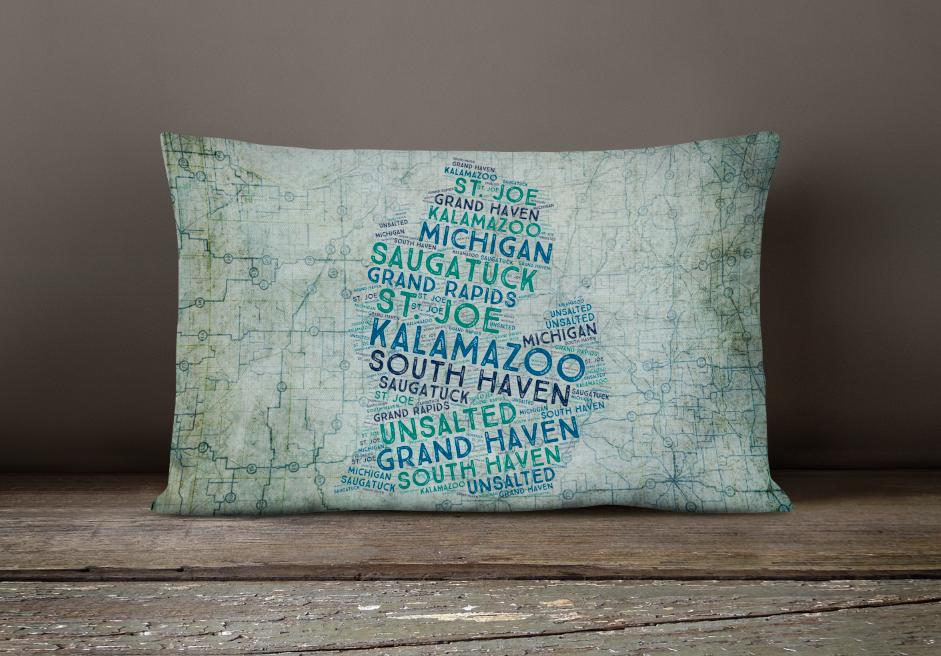 Lumbar Pillows - 14x20