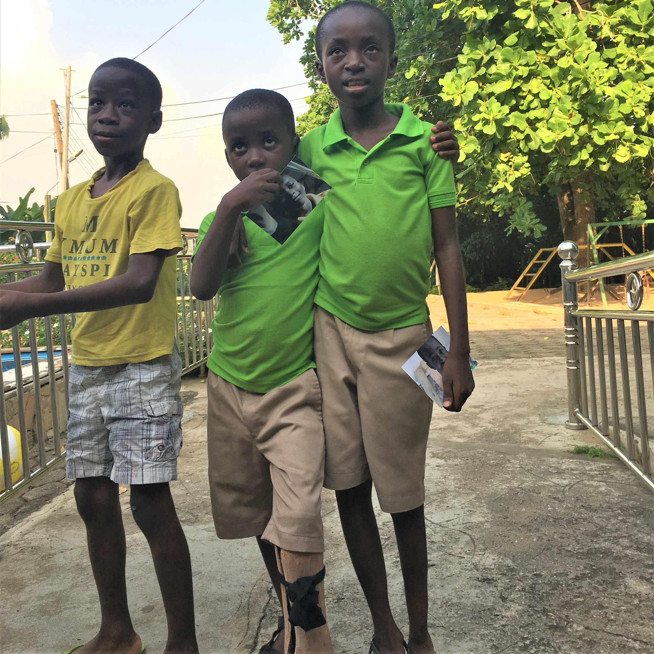 Silver Level Donation      Grant 50 Children with Orthopedic Care - $10,000    Provide fifty children with orthopedic care, room and board and education at a rehabilitation hospital.