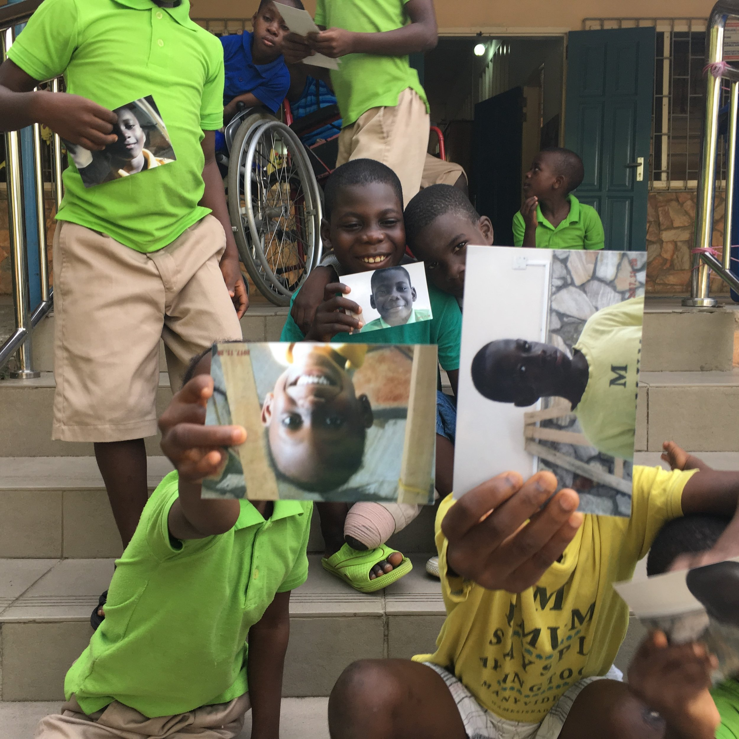 Gold Level Donation      Grant 50 Children Orthopedic Care & Devices - $25,000    Provide orthopedic care, orthopedic devices, education and room and board for fifty of the children at a rehabilitation hospital.