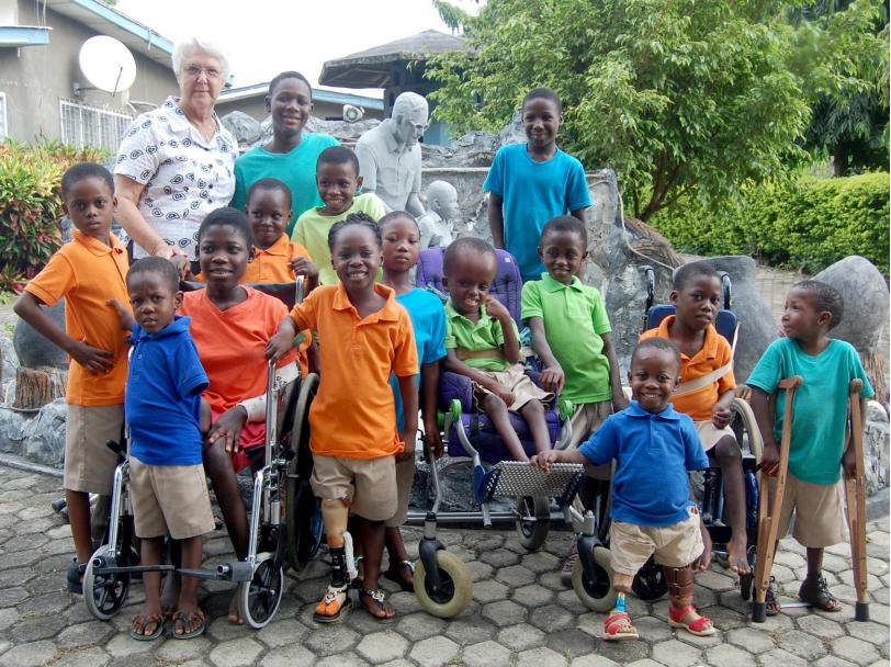 Orthopedic Training Centre (OTC) : Ghana