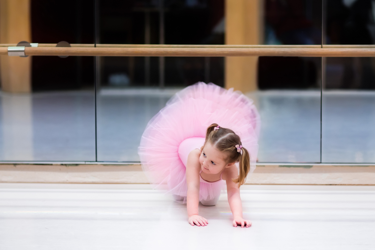 PRESCHOOL DANCE - Through dance, children develop spatial awareness, become less clumsy and pay more attention to others sharing their space. Children struggling with language can express their feelings with immediacy through dance and movement.