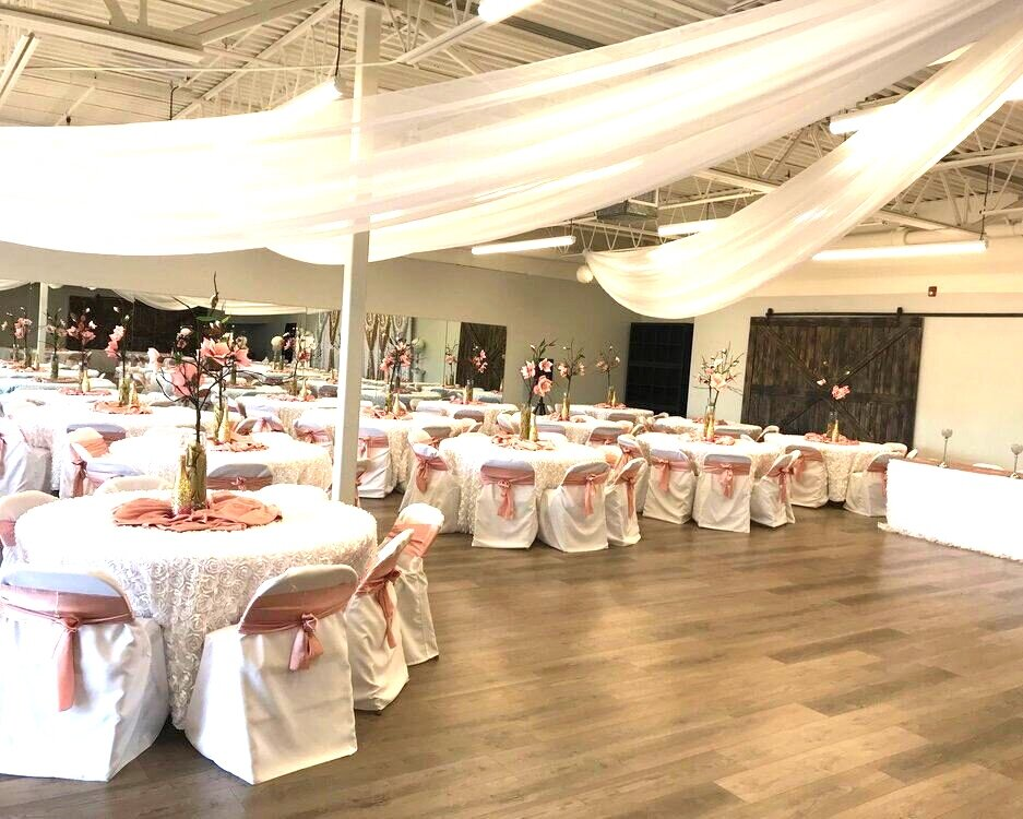 EVENT SPACE RENTAL - Let us host special event! From small intimate parties to large banquets and  events, we have the right space for you.