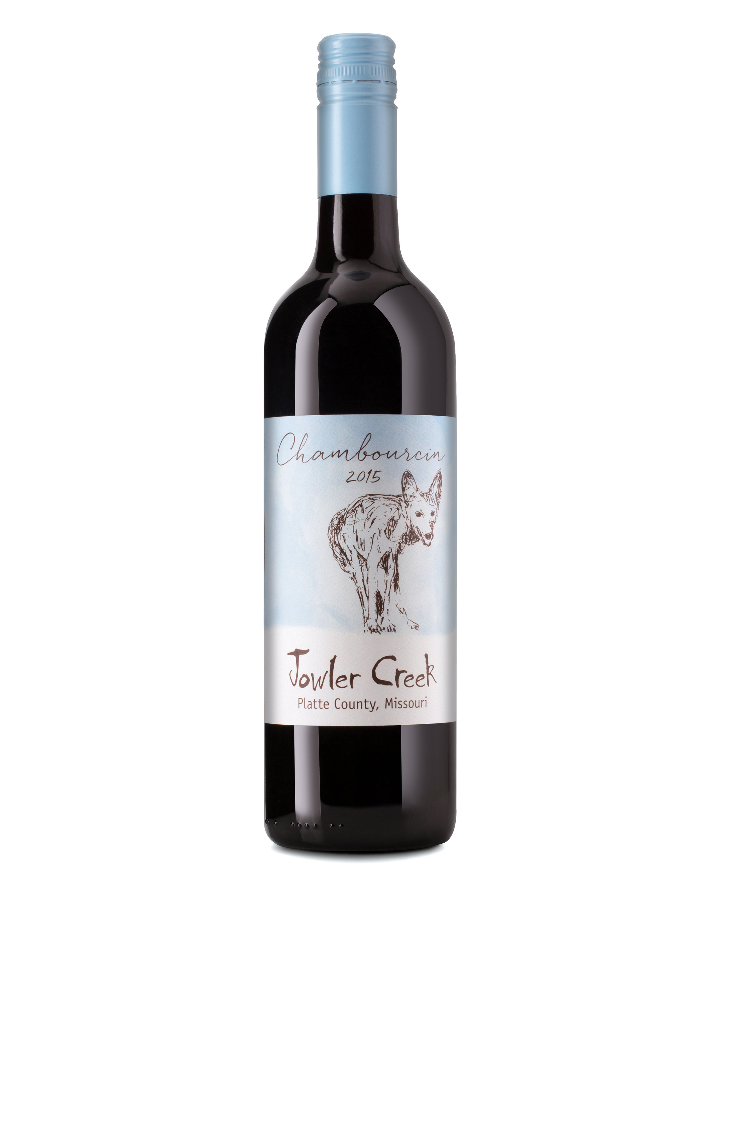 Jowler Creek Winery  makes the best Chambourcin wine in Missouri. This wine is crafted in  Jowler Creek's  certified  sustainable winery   near Weston Mo, Kansas City MO and St. Joseph Mo