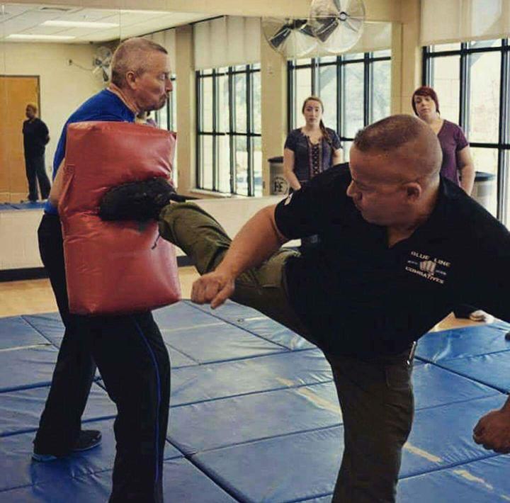 Personal Self Defense Training -