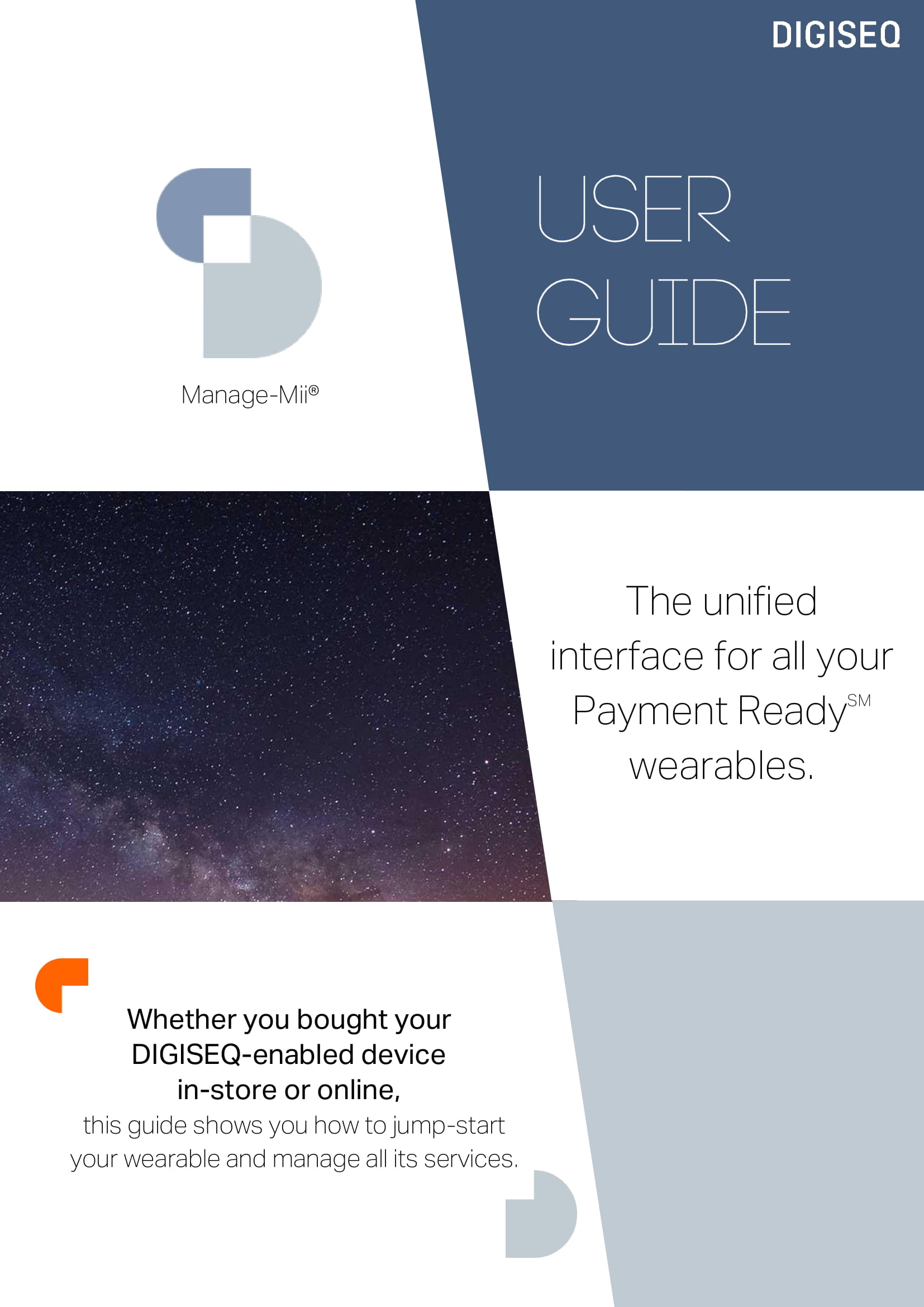 Manage-Mii User Guide 1