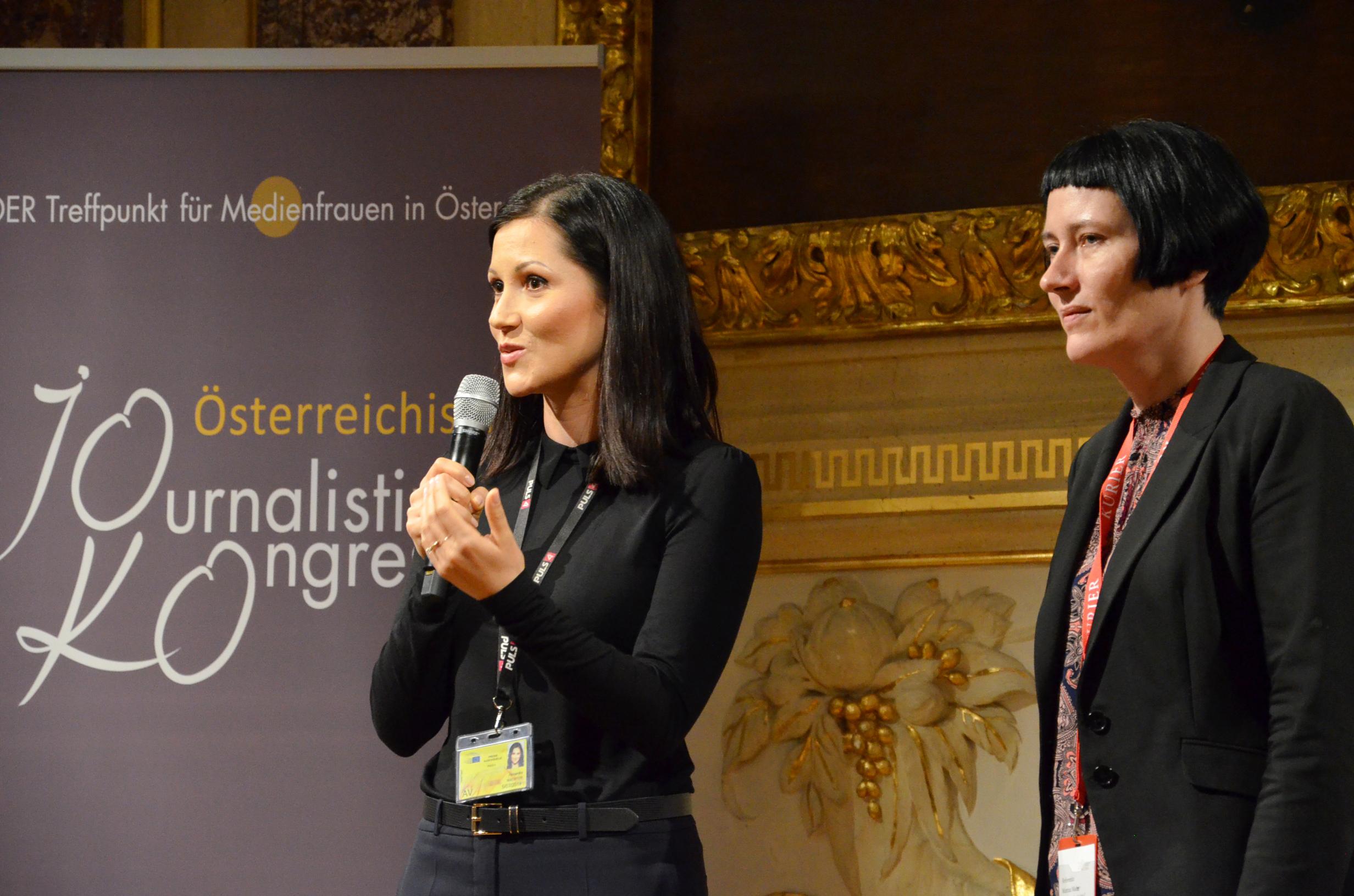 Journalistinnenkongress 2018 © Lisa Lugerbauer