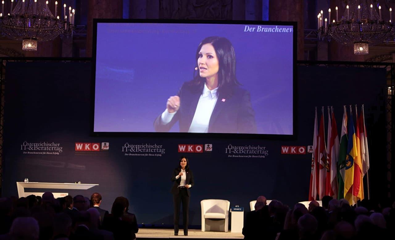 IT- & Beratertag 2018 in der Wiener Hofburg © WKO
