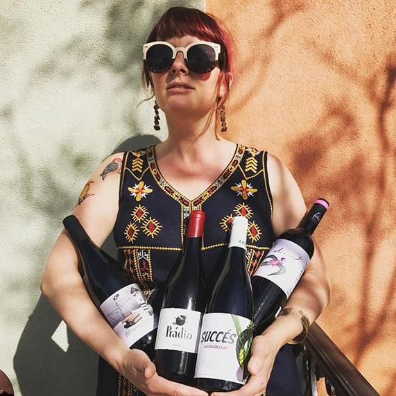 Katie Fawkesmoore   Natural Wine Expert