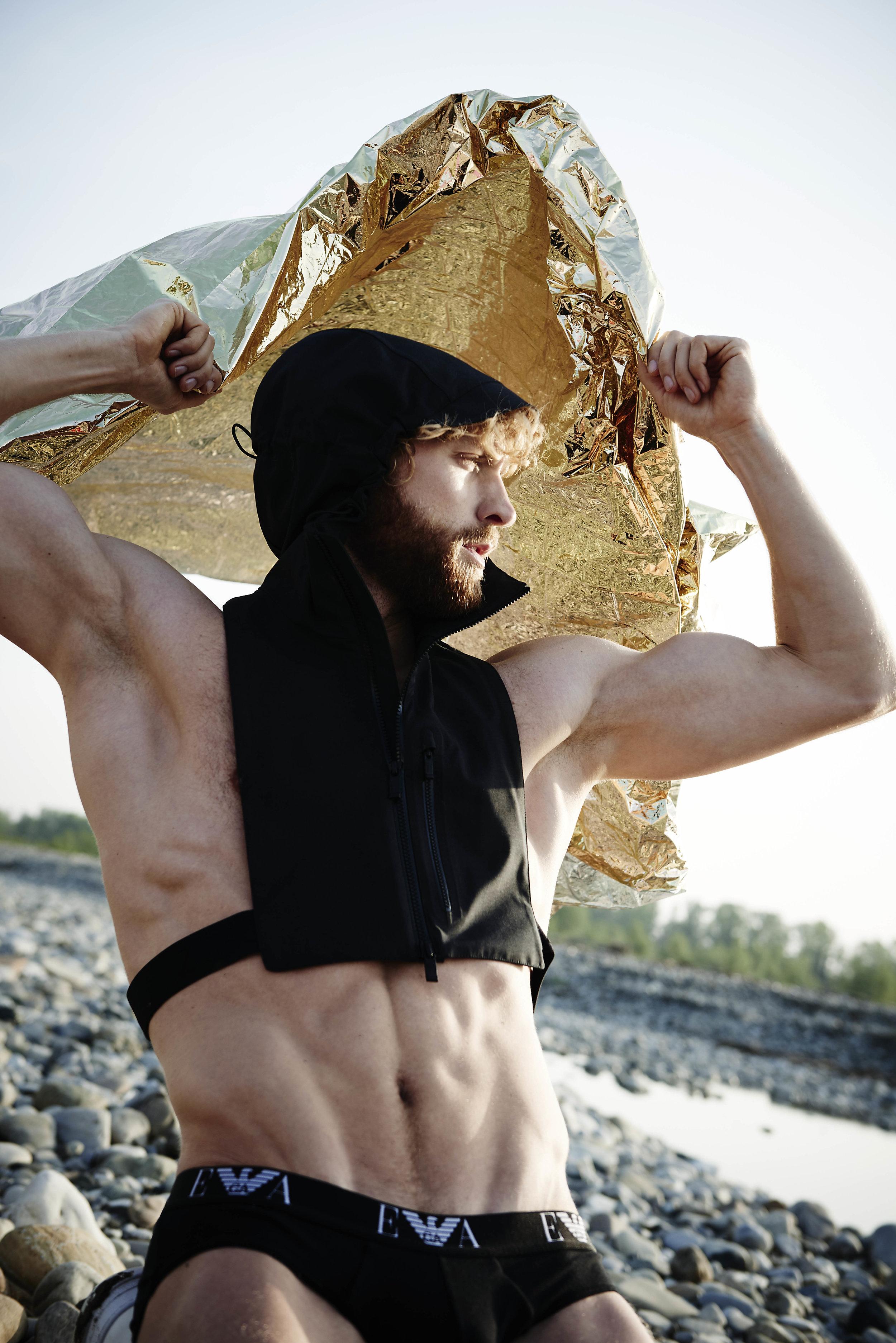 tech marino waistcoat  Z Zegna  underwear  Emporio Armani
