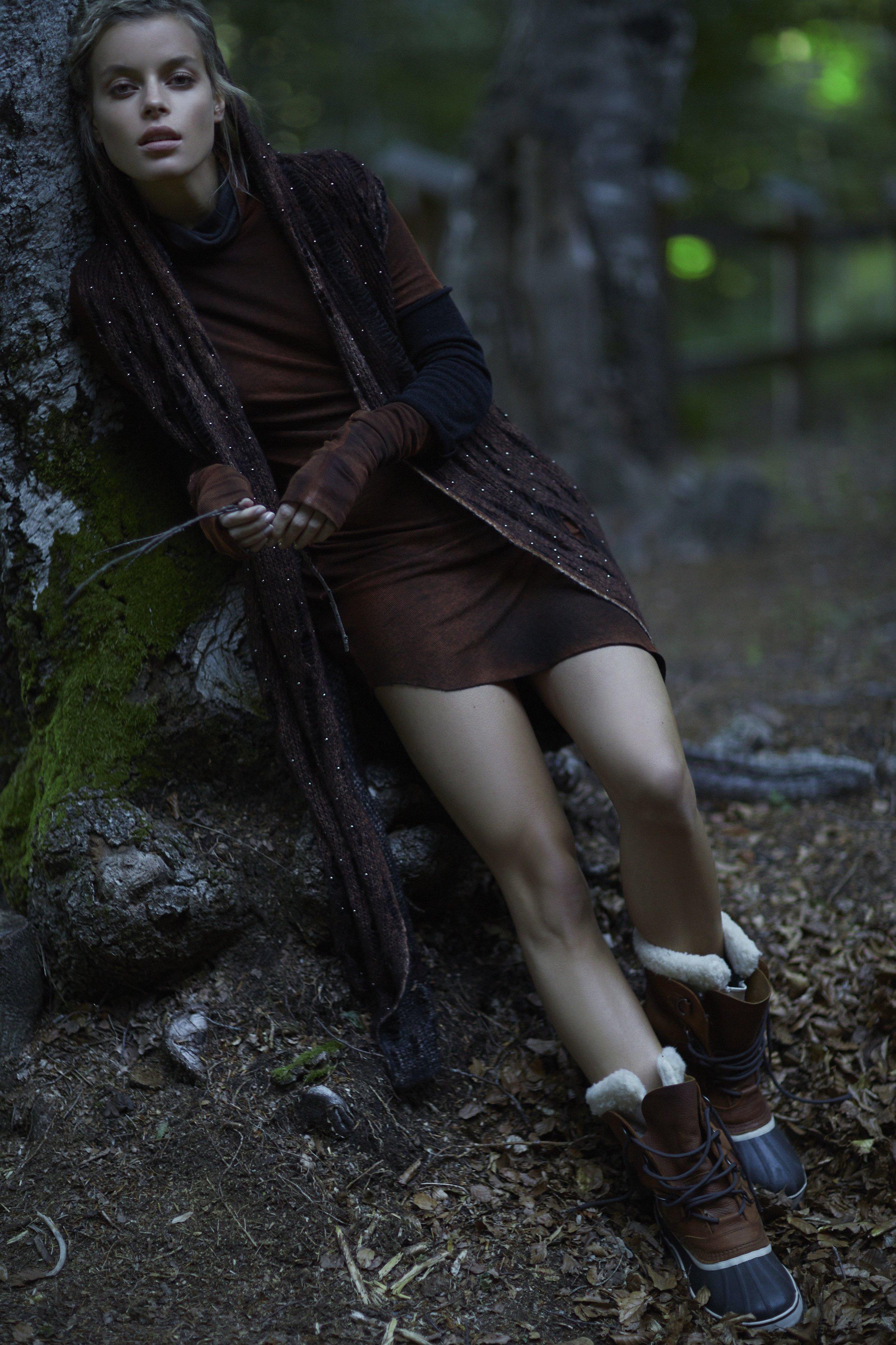 clothing  Avant Toi  sleeves  Valentina L Fontana  shoes  Sorel
