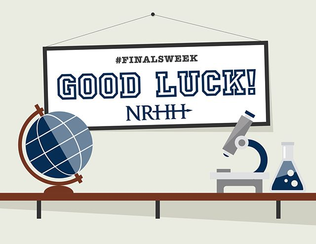 NRHH wishes you all a successful #SJSUfinalsweek ! Check out the Finals Week Stations for FREE snacks, test supplies, and other resources. #SJSU #sjsuNRHH