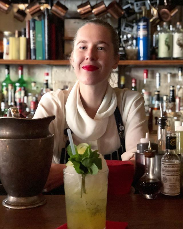 Tash has worked nearly every position one can think of during her time with the AvroKO Hospitality Group. We're so lucky to have her behind the bar. You might even catch her sharing her camera skills with us every now and then 📸