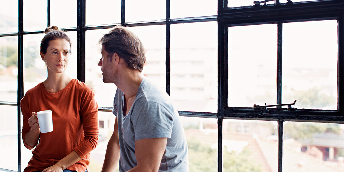 Investing in a one-to-one conversation is valuable for developing the team