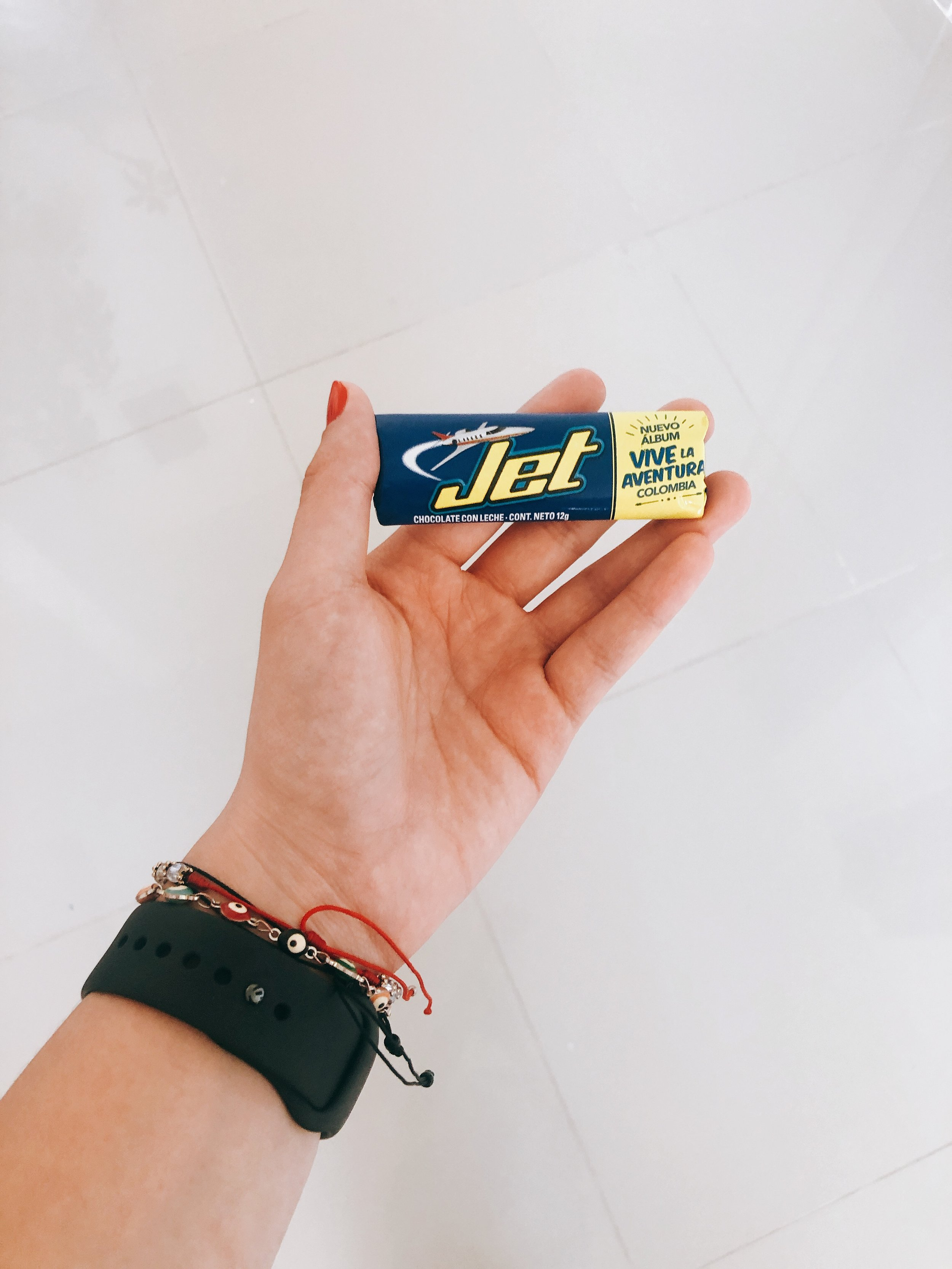 Jet Chocolate - Colombia Trip