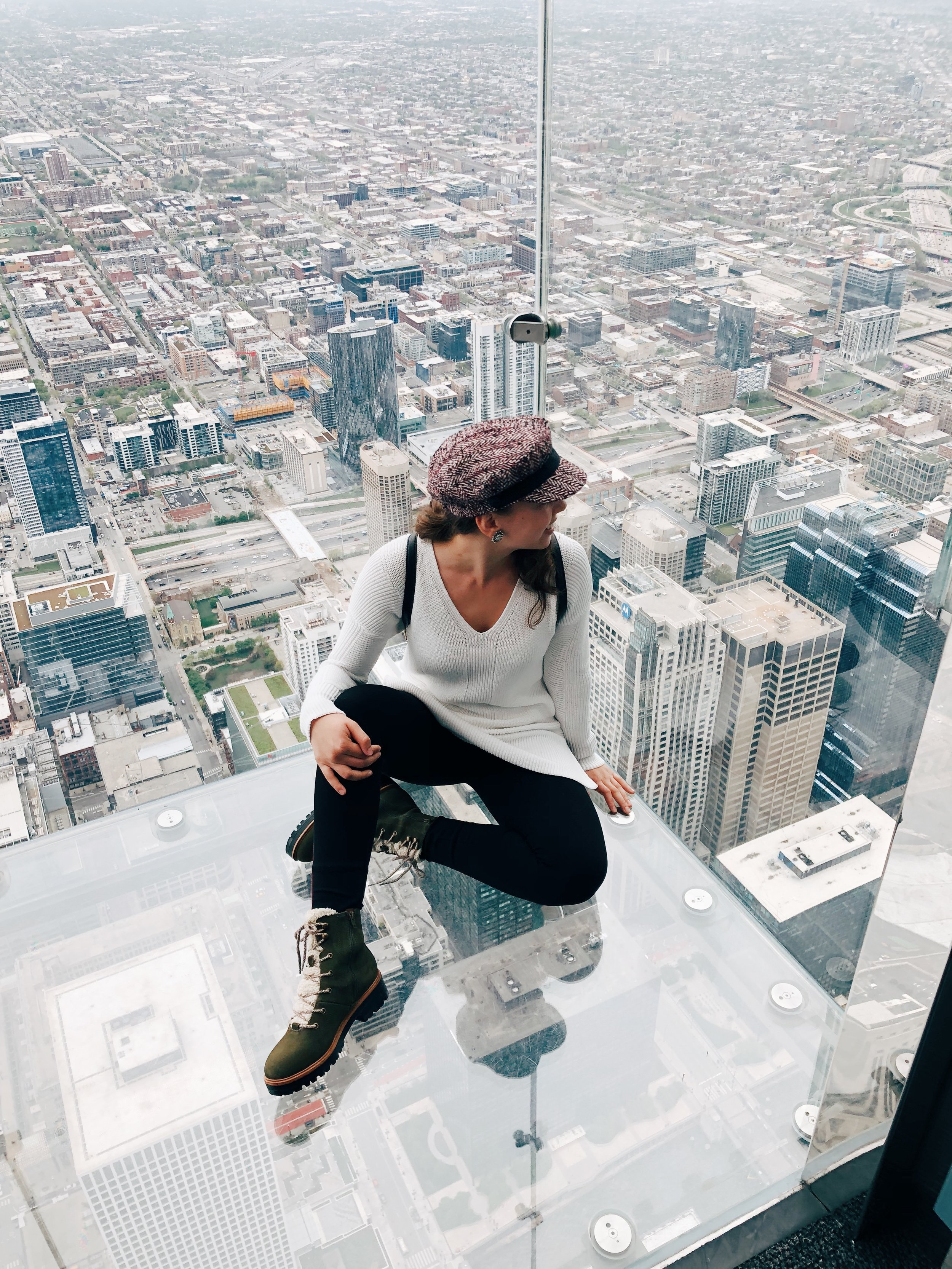 Chicago Mother's Day Trip - #Skydeck