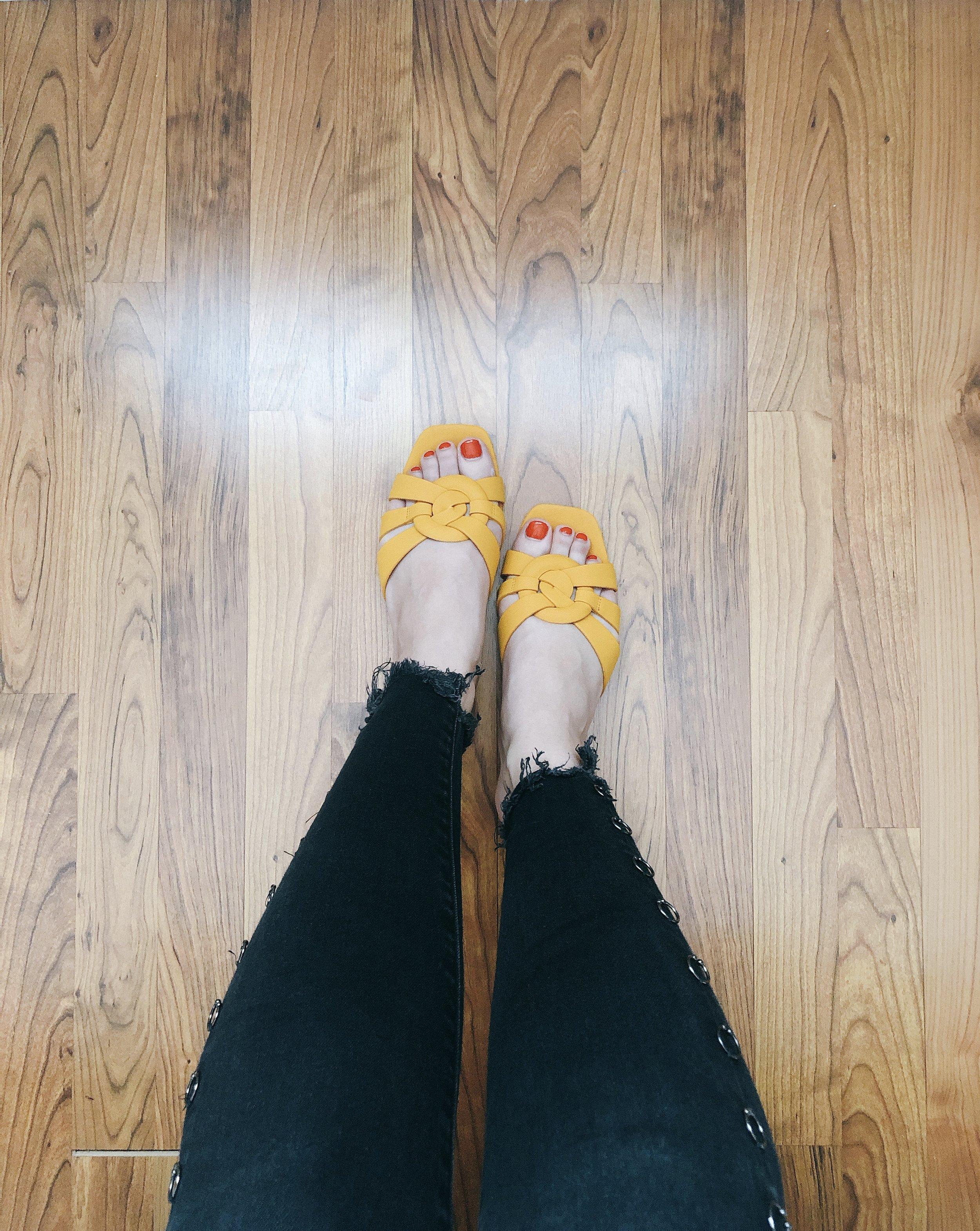 Summer Sandals under $75