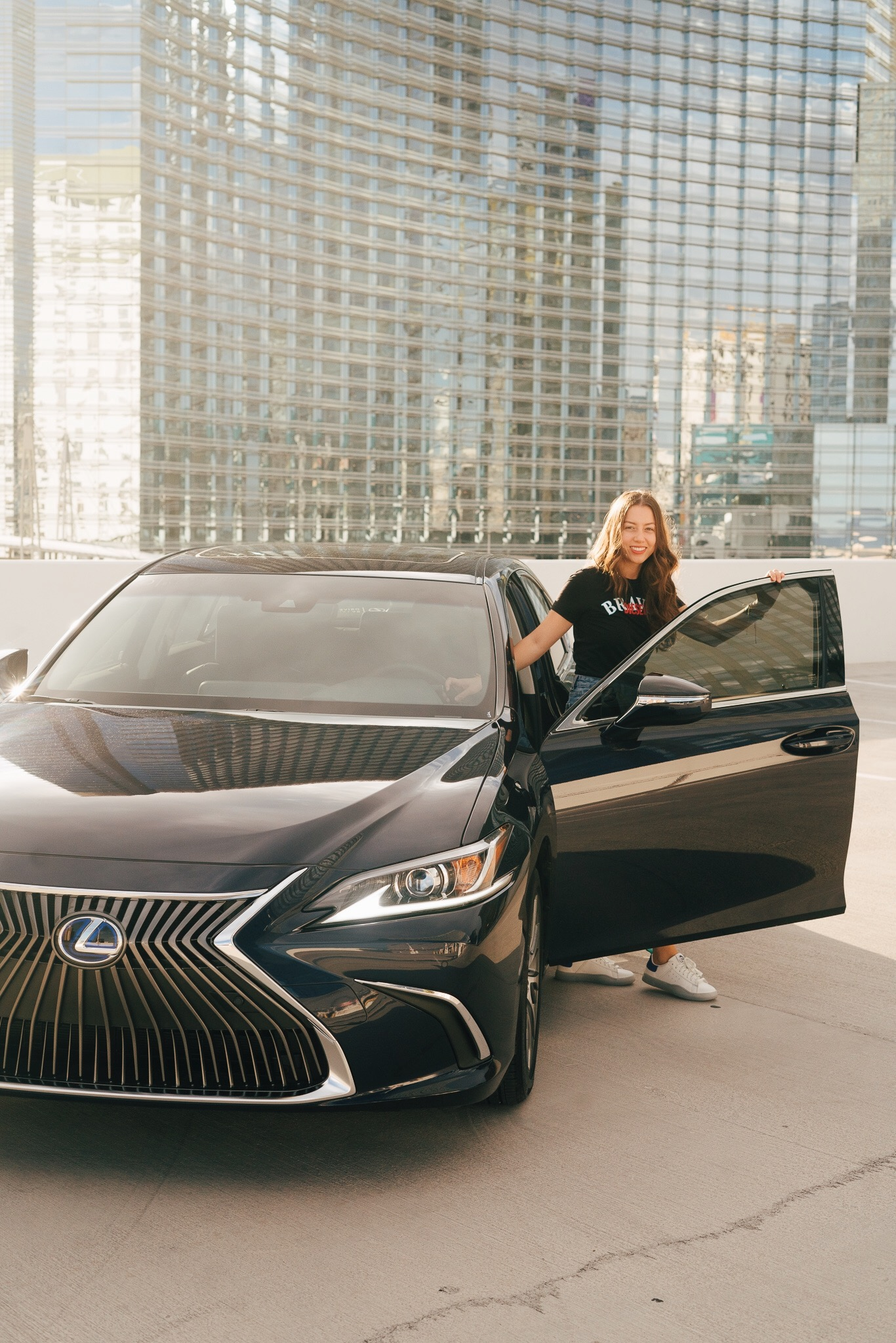 Drive on Demand by Lexus