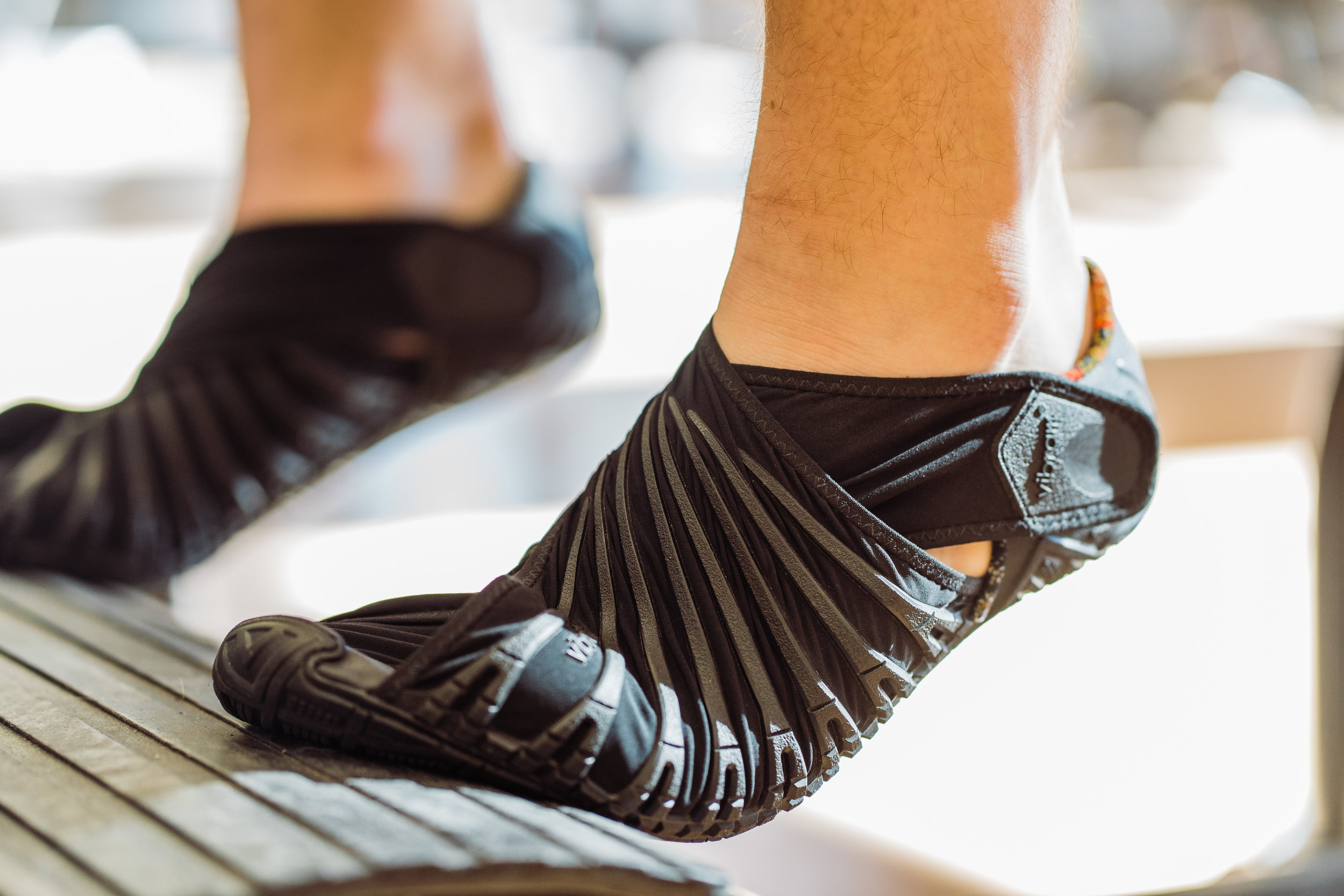 Vibram Furoshiki - From the gym, to the river, to the campsite, this Japanese inspired, Italian designed shoe, delivers the versatility Durangotangs need!Uses: Gym, Water, Everyday, Ninja ActivitiesModel/PhotogRAPHY: Nathan Scott/Cole Davis