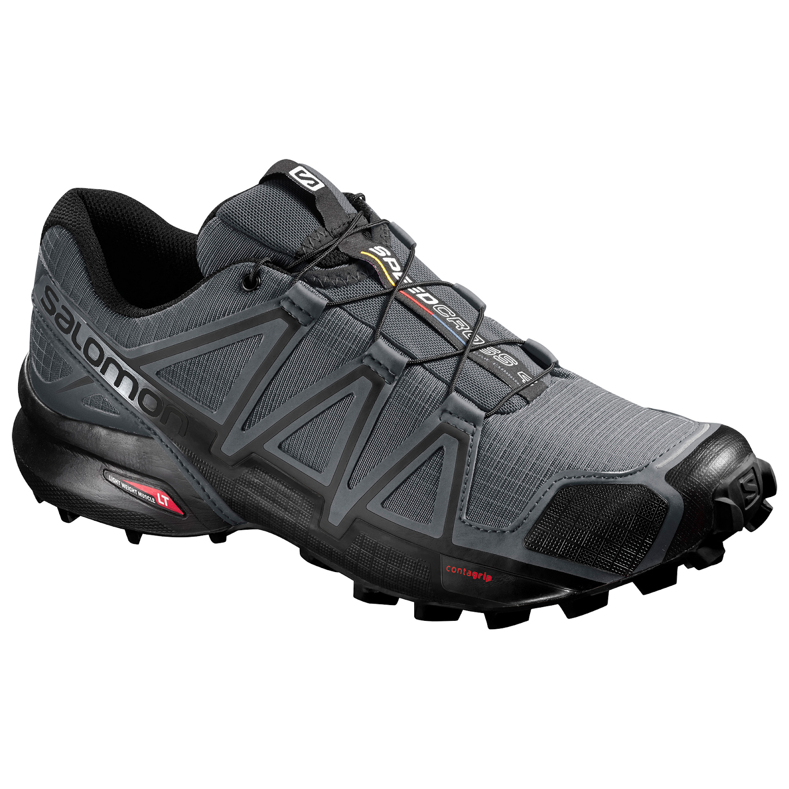 Salomon Speedcross 4 - Uses: Running, Walking, Everyday