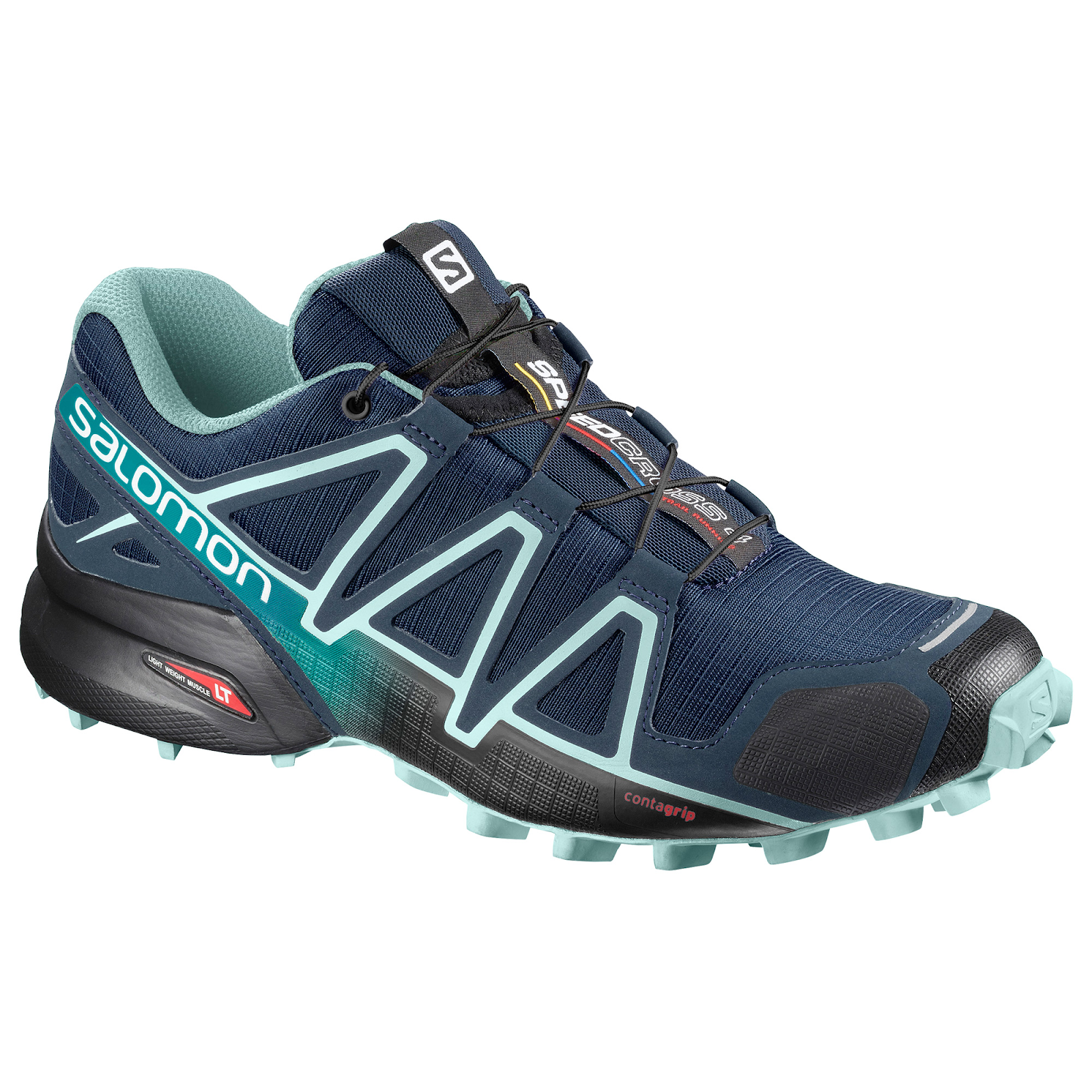 Speedcross 4 Women's - Uses: Running, hiking, training
