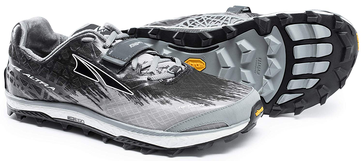 Altra Men's King MT 1.5 - ready for the nitty gritty, these altra's are your new go-to off-trail shoe.Uses: trail running