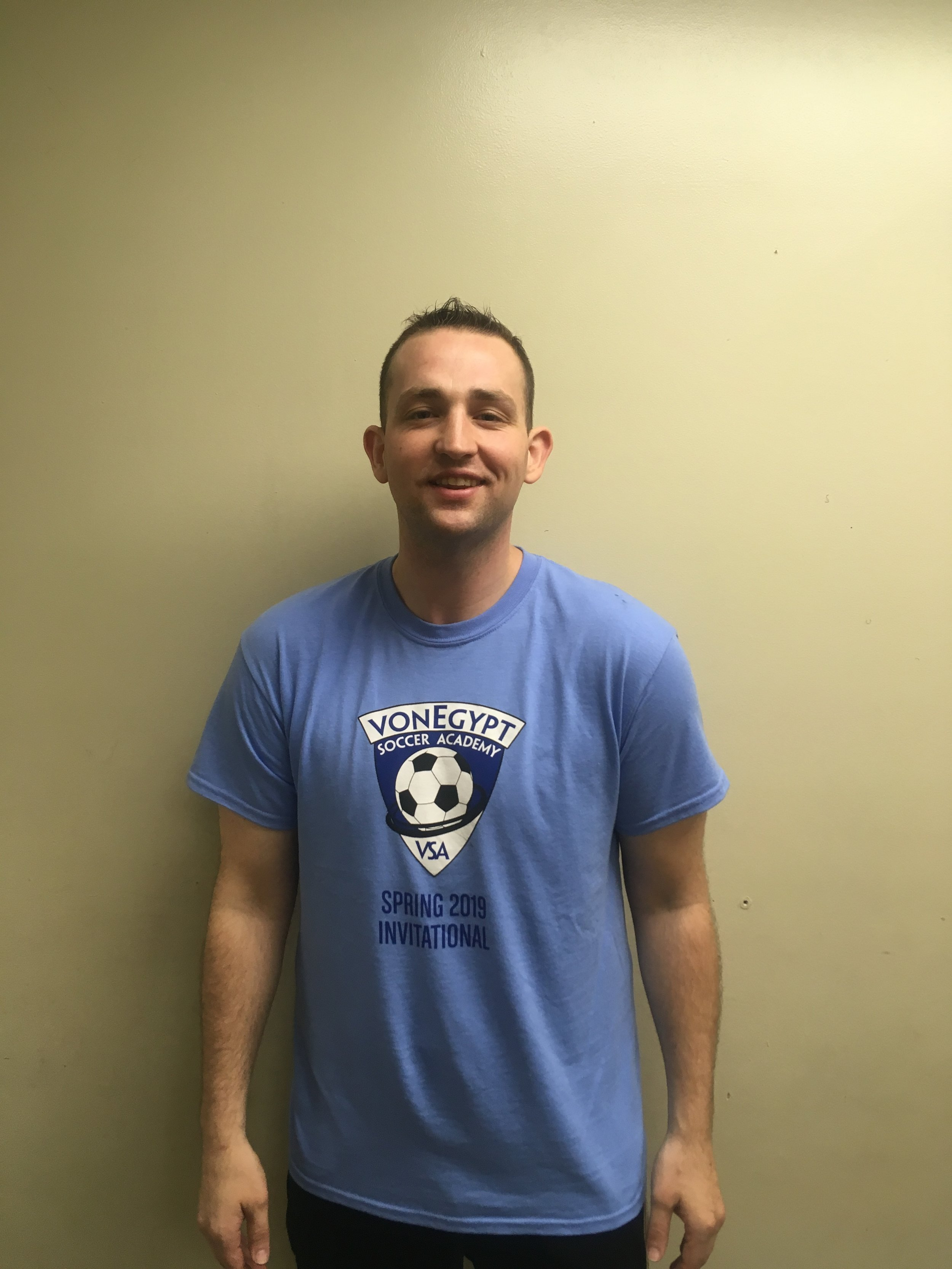 Graham Fortunato - Graham Fortunato is currently the Head Girl's Varsity Coach at Our Lady of Lourdes HS. He most recently won 2018 League Coach of the Year and led the Lady Warriors to their first league title in 10 years. He is a USSF certified Coach who is staffed with the Olympic Development Program. In addition to that, he trains local soccer teams in the Lagrange, Poughkeepsie, and Hyde Park Soccer club. He was a 4 year starter at Pearl River High School. He went on to play for the Newtown Pride FC, a team that has qualified for the Lamar Hunt US Open Soccer Cup for the past 4 years, consecutively.