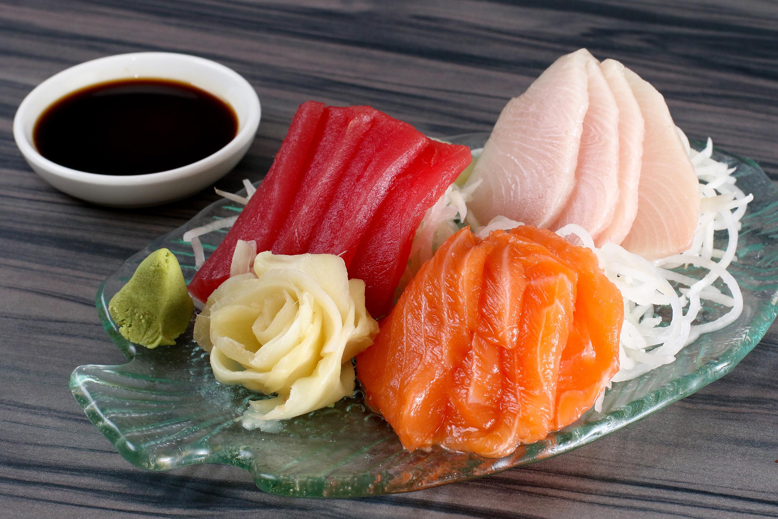 Sashimi Plate Kui Shin Bo Japanese Restaurant San Francisco.jpg