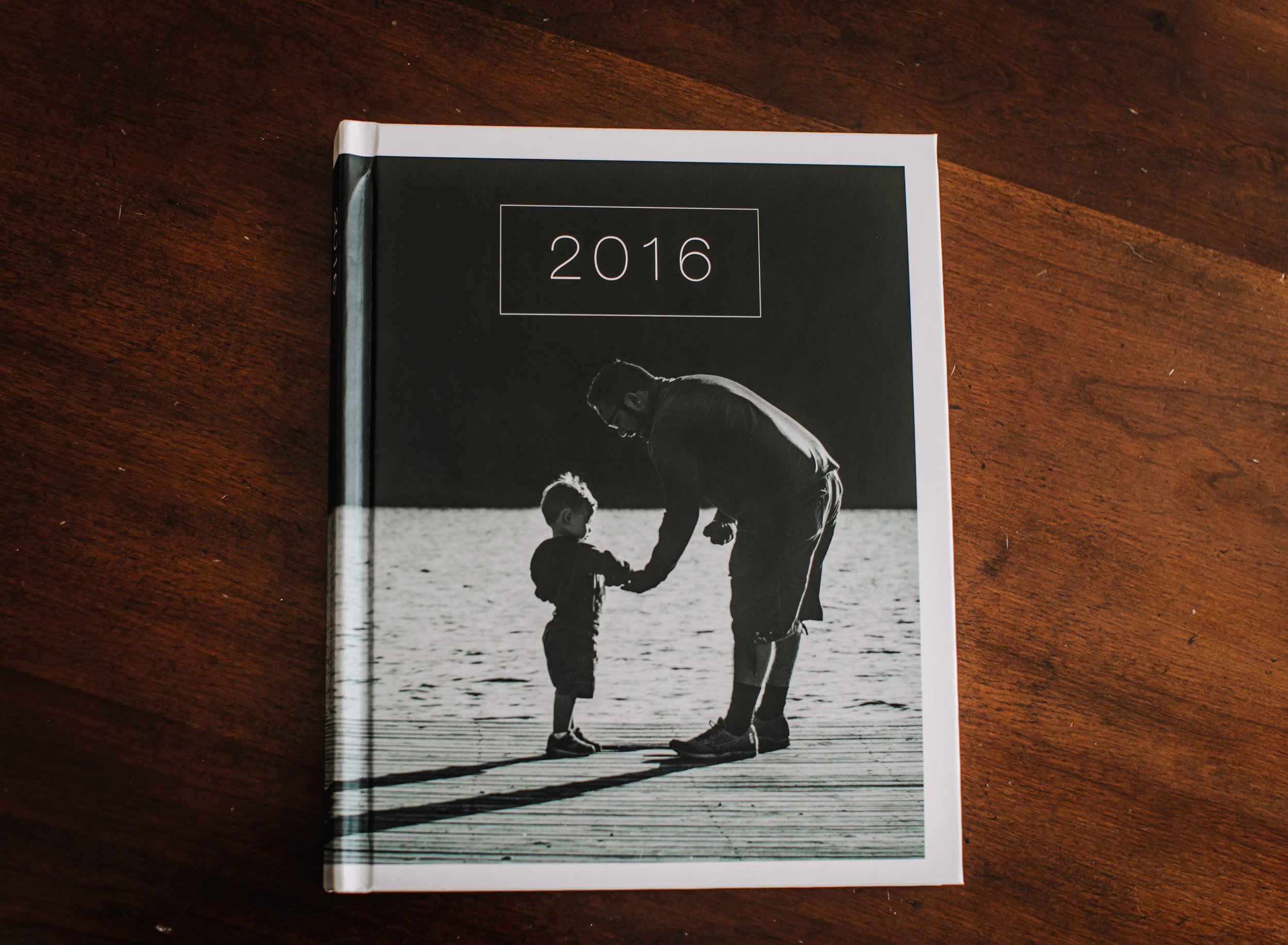 Family Year Book