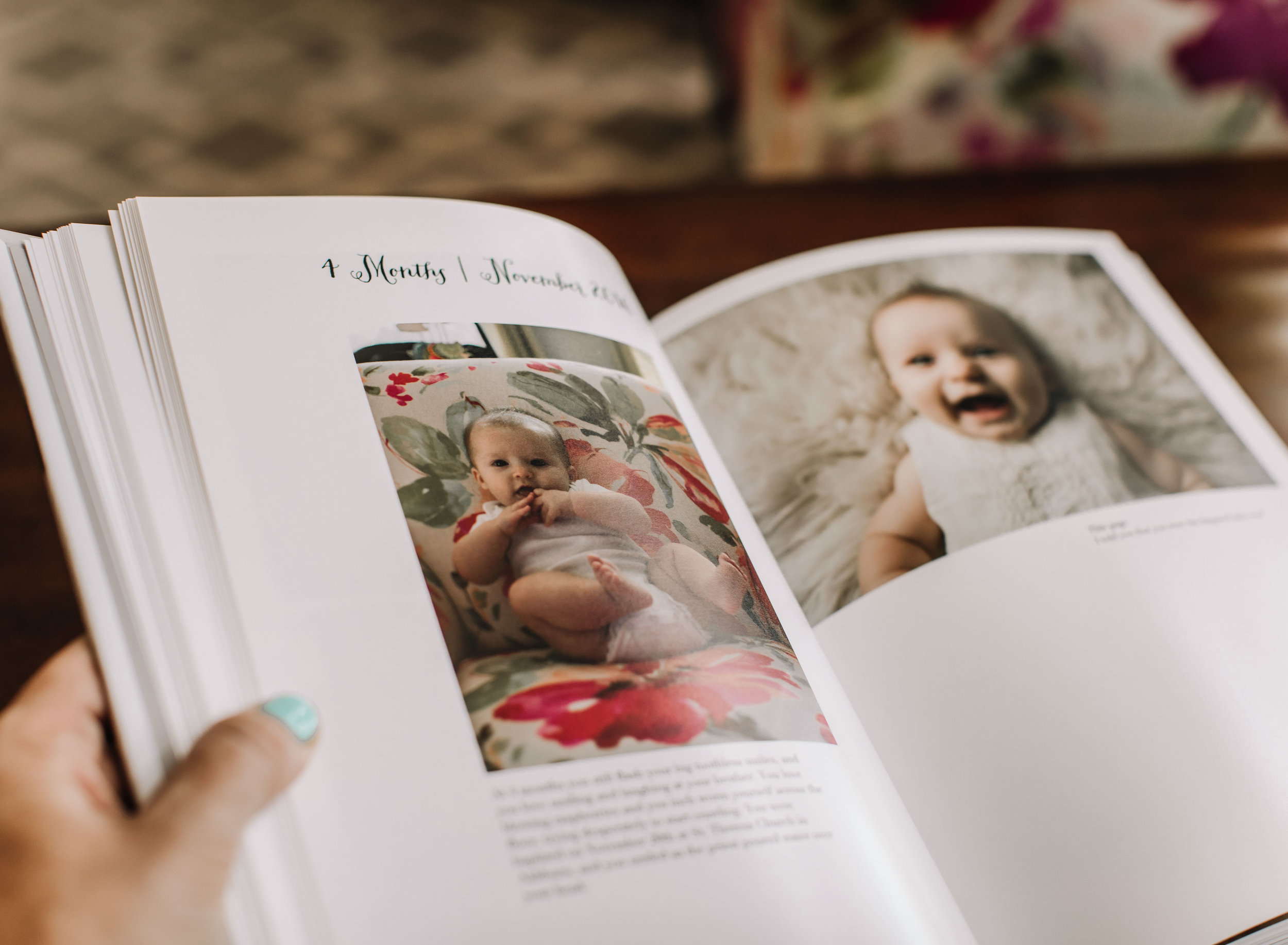Family Photo Book Tips