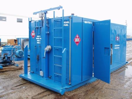 Generator Set Buildings
