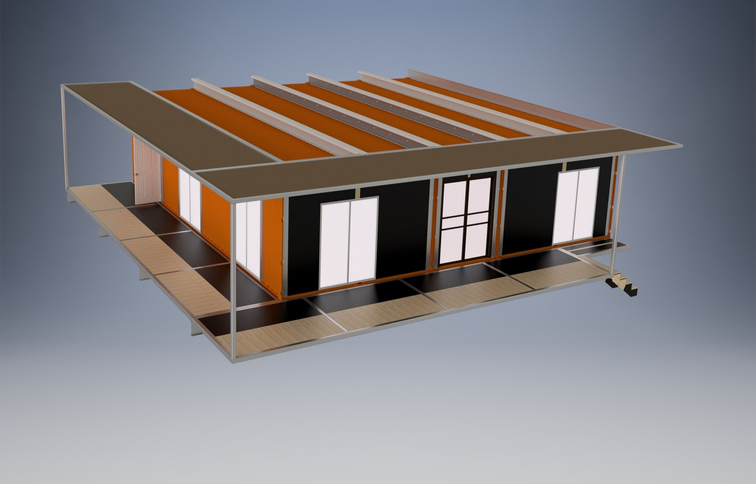 CUSTOMIZED CONTAINER SYSTEMS -