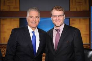 One-on-One TV appearance with Steve Audabato (Spring 2016)