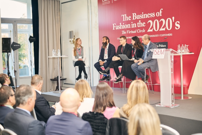 Panel participant, The Business of Fashion in the 2020s, ISEM, Madrid, Spain