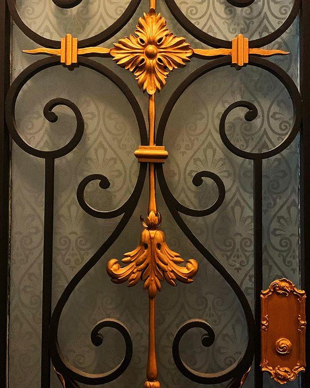 #door #ironworks #gold #floral #architecture #design #details #paris #france #photography