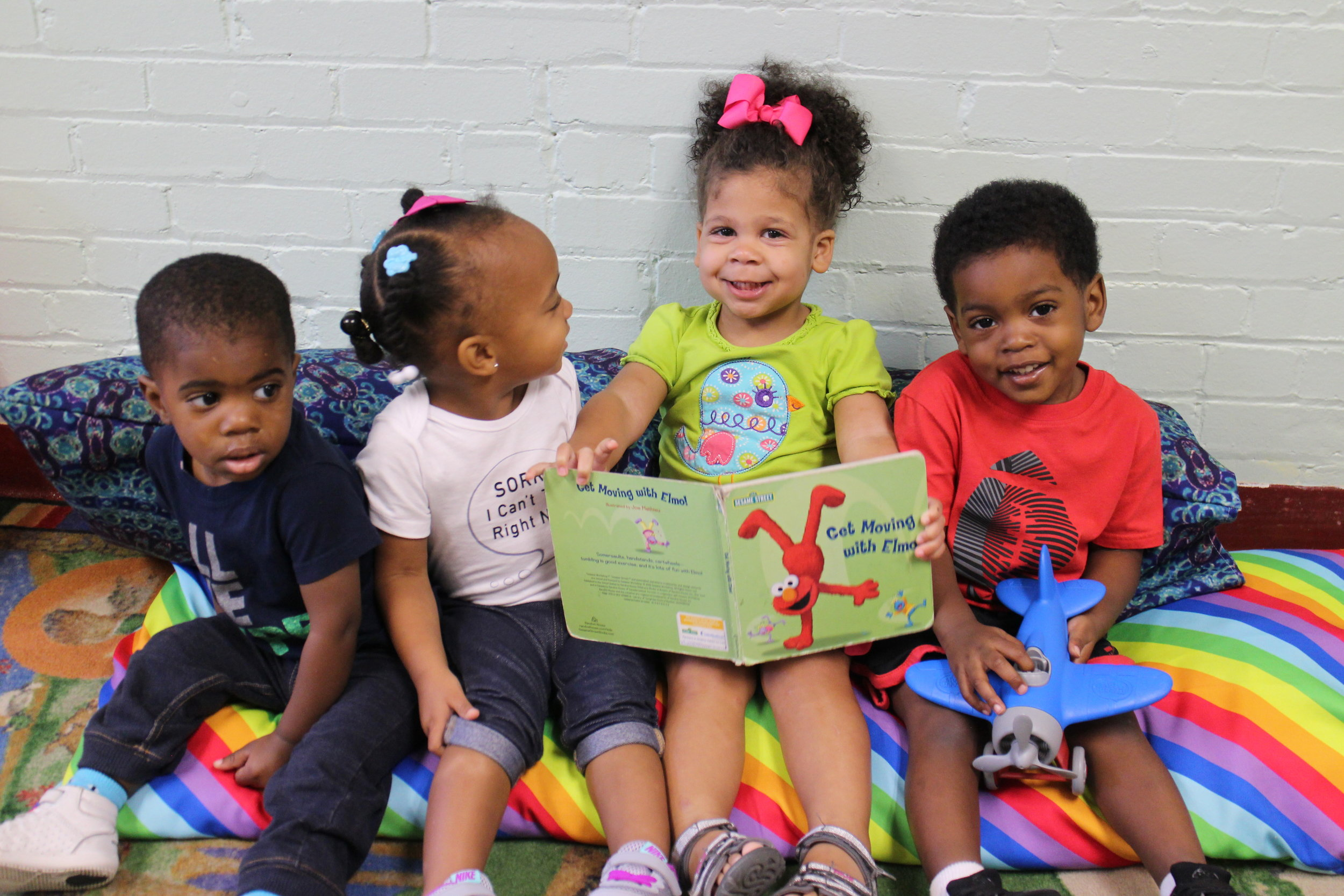 Off-Site Programs - childcare programs managed by chambliss center for children