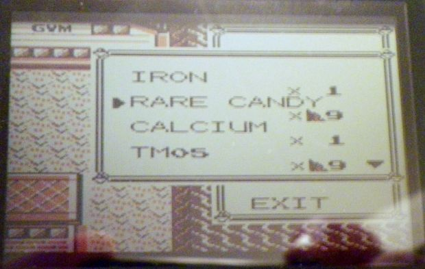 7. Victory! Tons of Rare Candies!