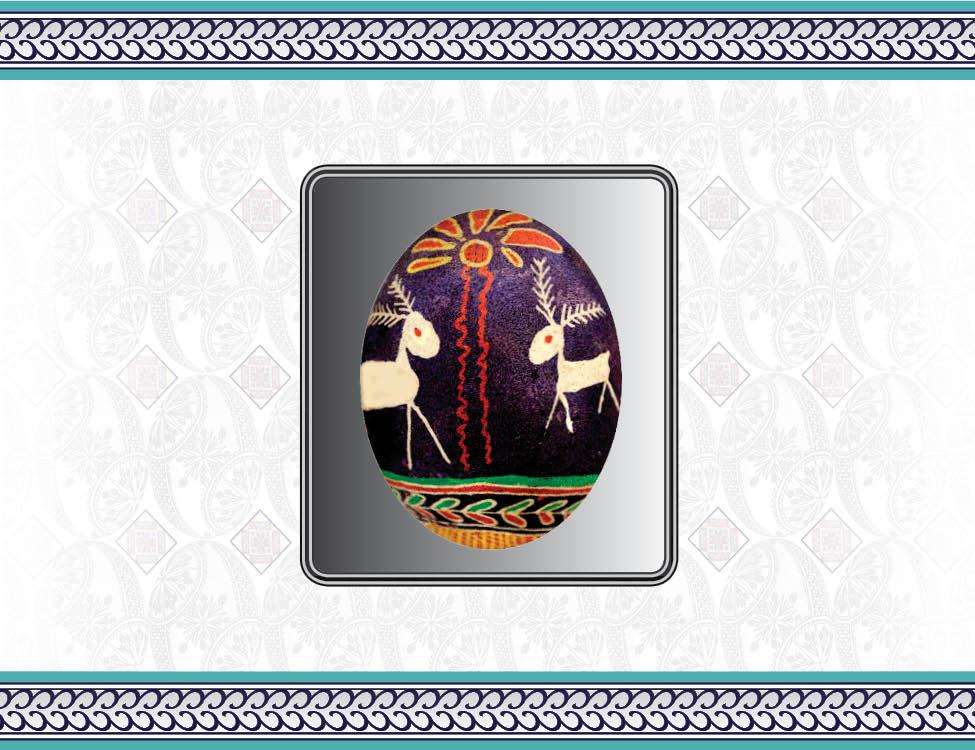 Reindeer Symbol - Wealth